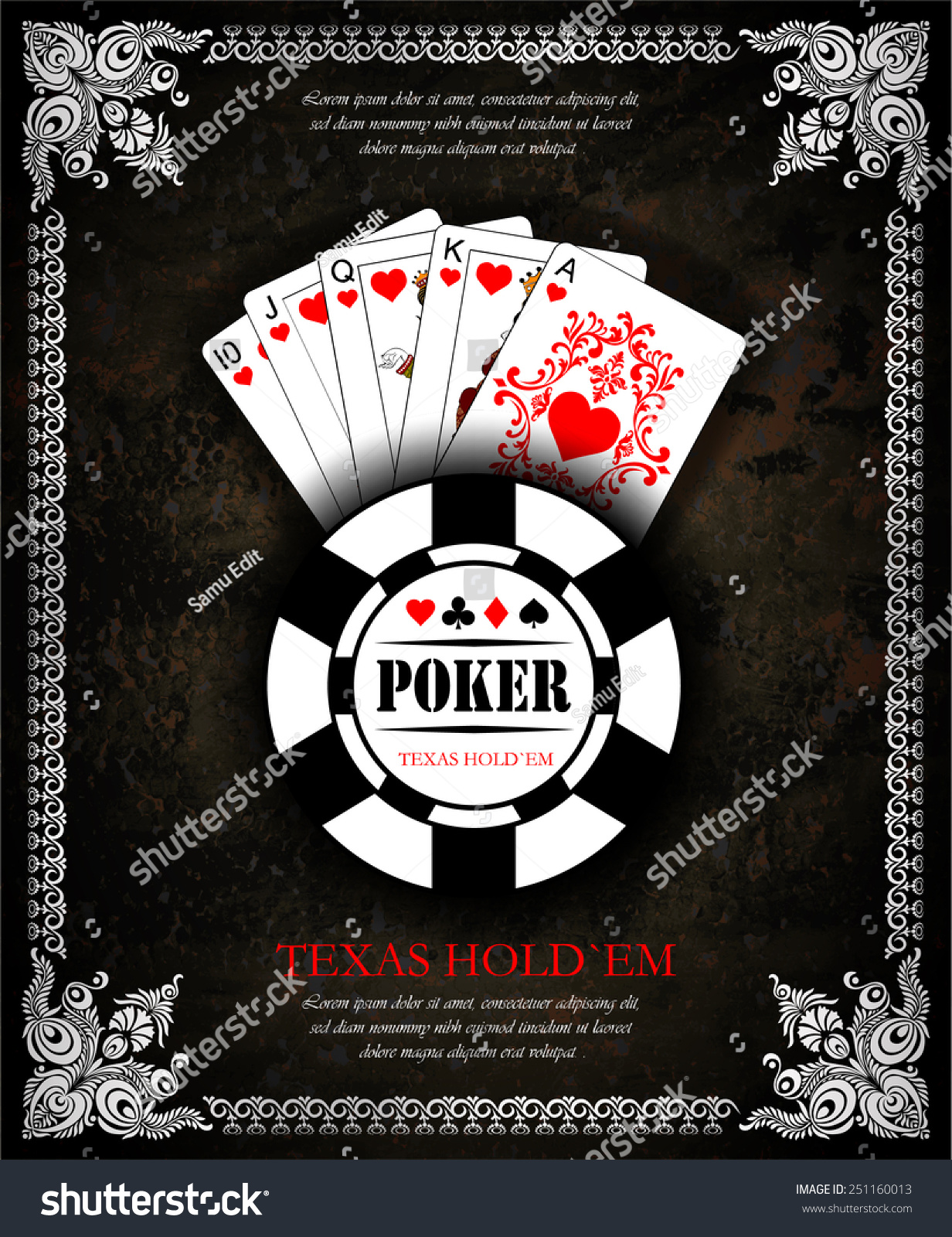 Tabla para ganar en el blackjack