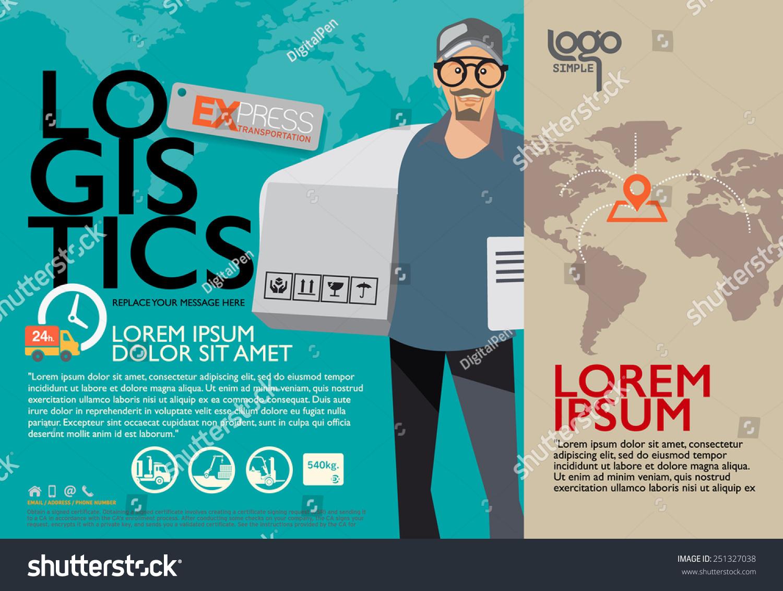 Design large banner in illustrator - Brochure Design Templates Character Design And Illustrator Poster