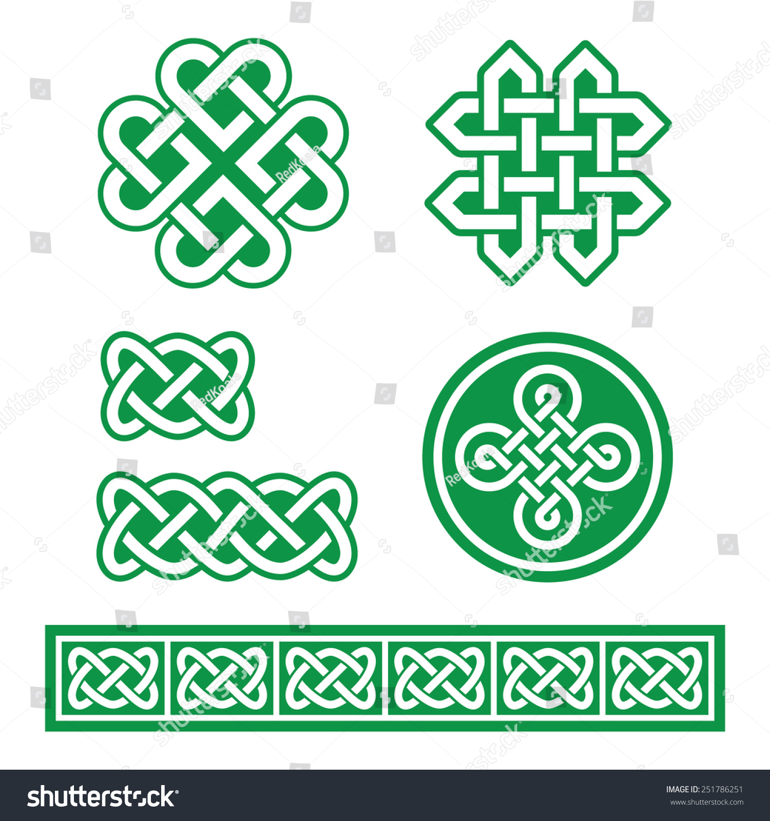 Irish Patterns New Design Inspiration