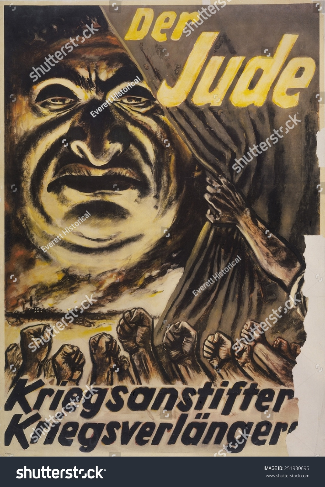an analysis of anti jewish aggression in nazi germany Of polish aggression against germany anti-semitic laws in nazi germany were introduced jewish enemy: nazi ideology and propaganda during world.