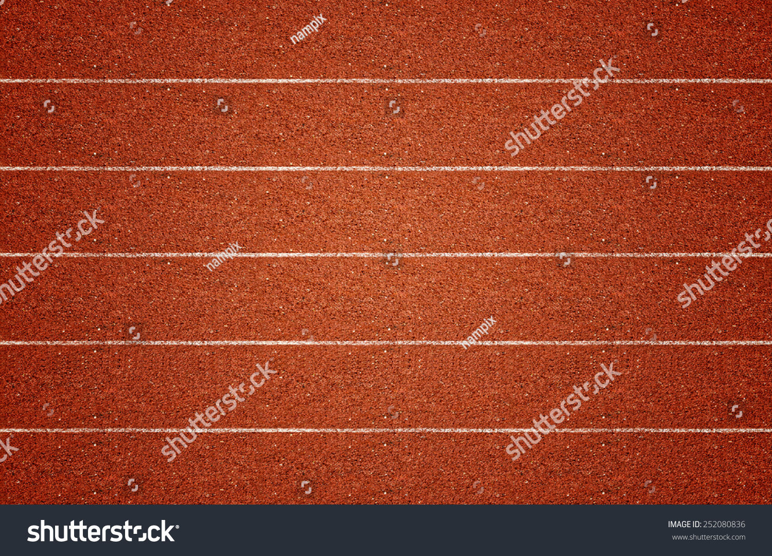 Running Track Top View Stock Photo (Royalty Free ...  |Running Track Birds Eye View
