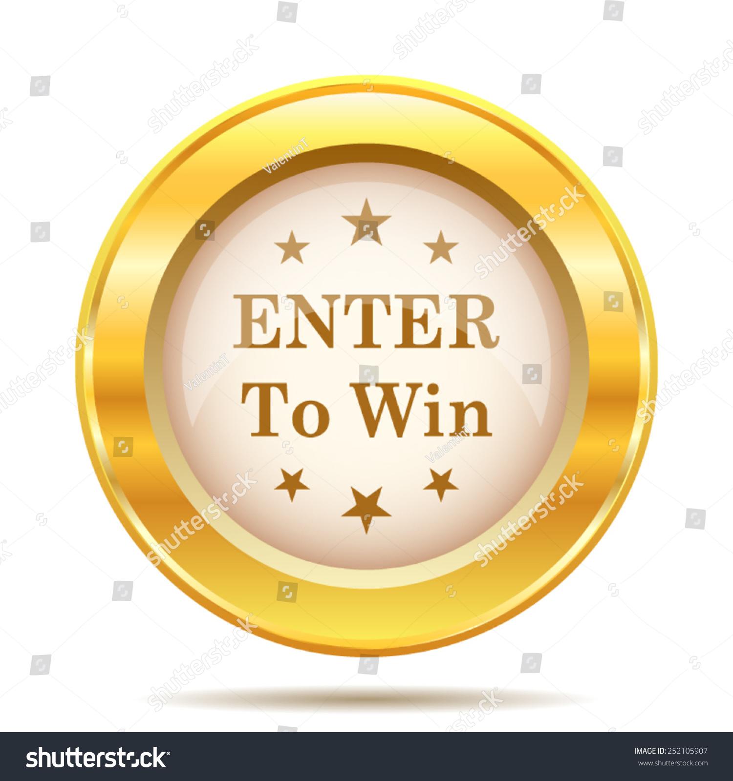 enter to win icon - photo #10