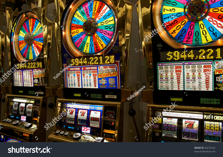 las vegas slot games