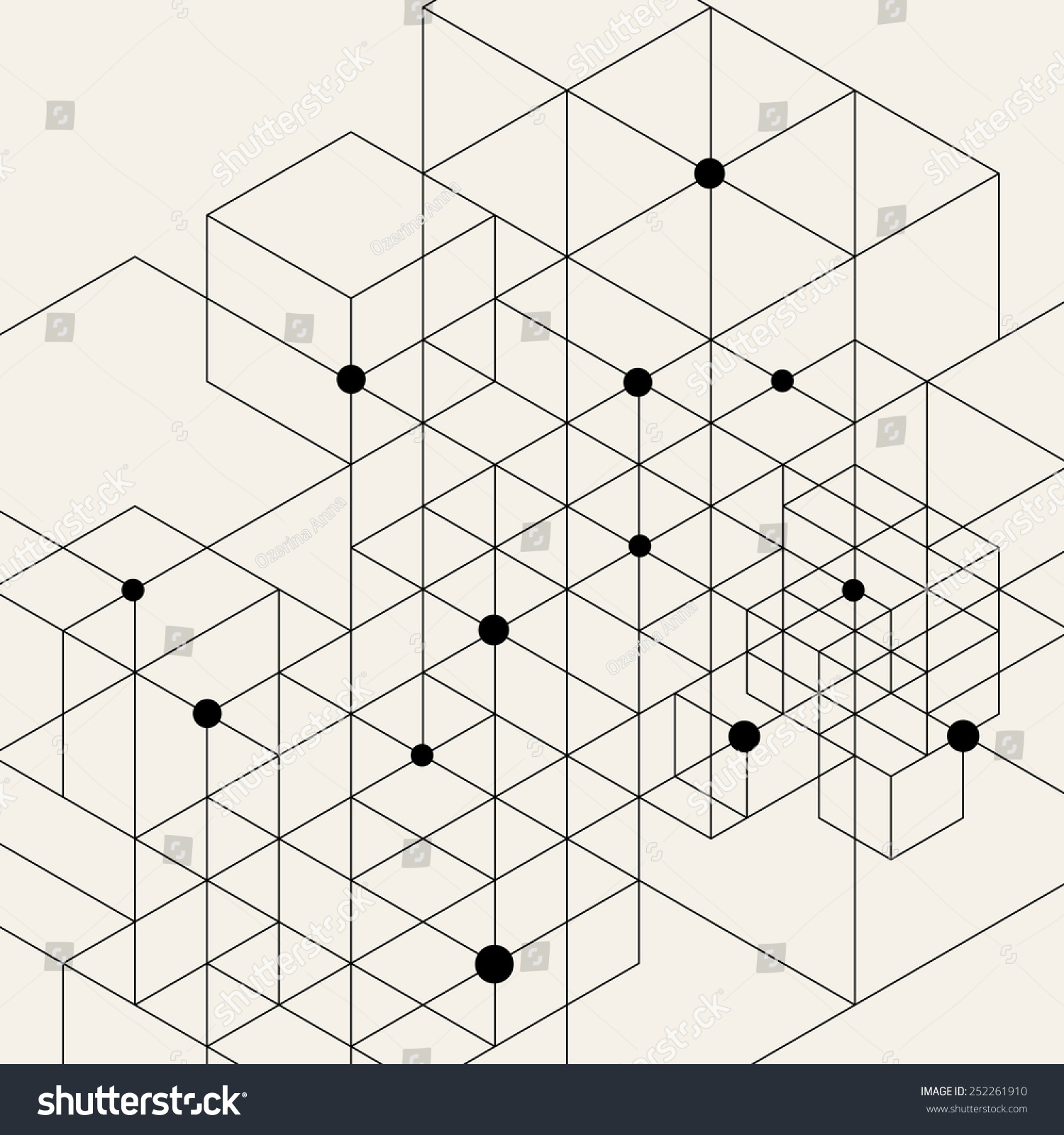 Modern pattern vector - photo#11