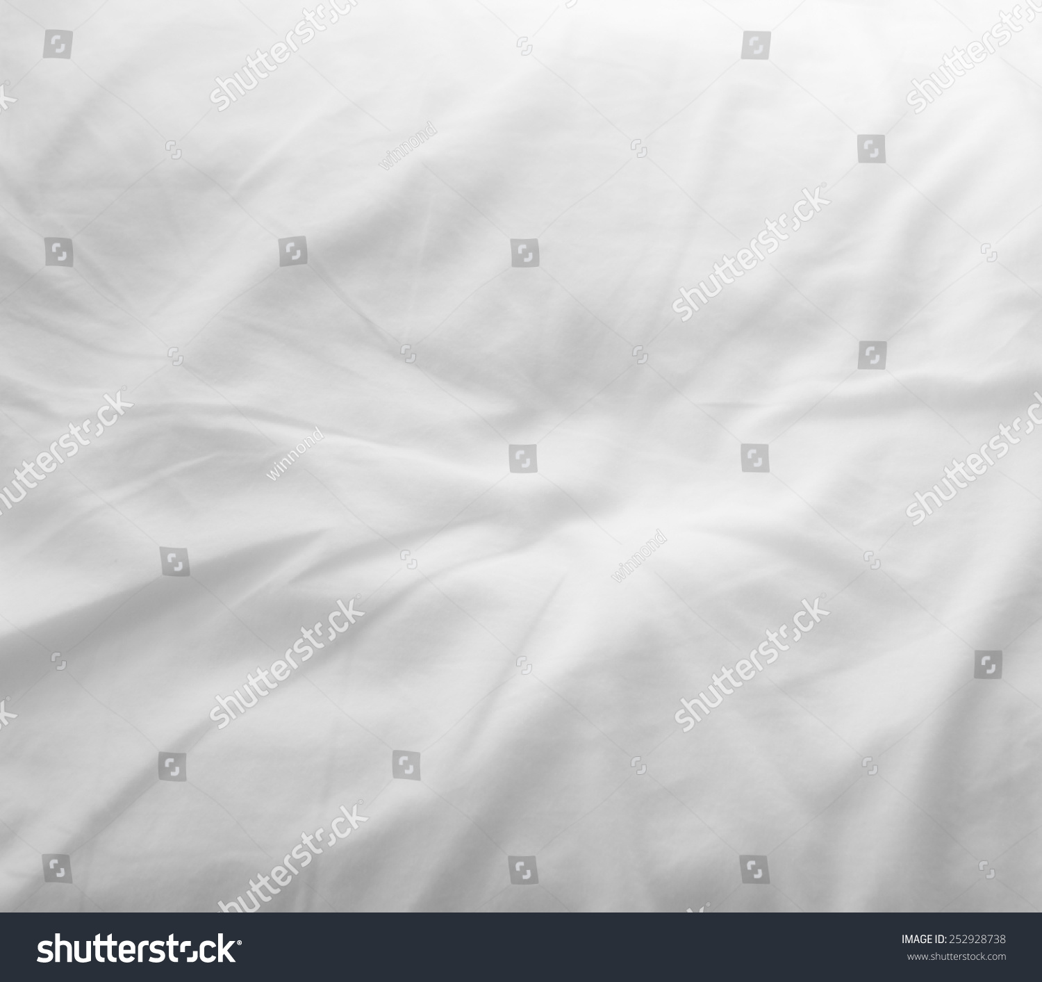 White bed sheet background - Soft White Bed Sheets Background