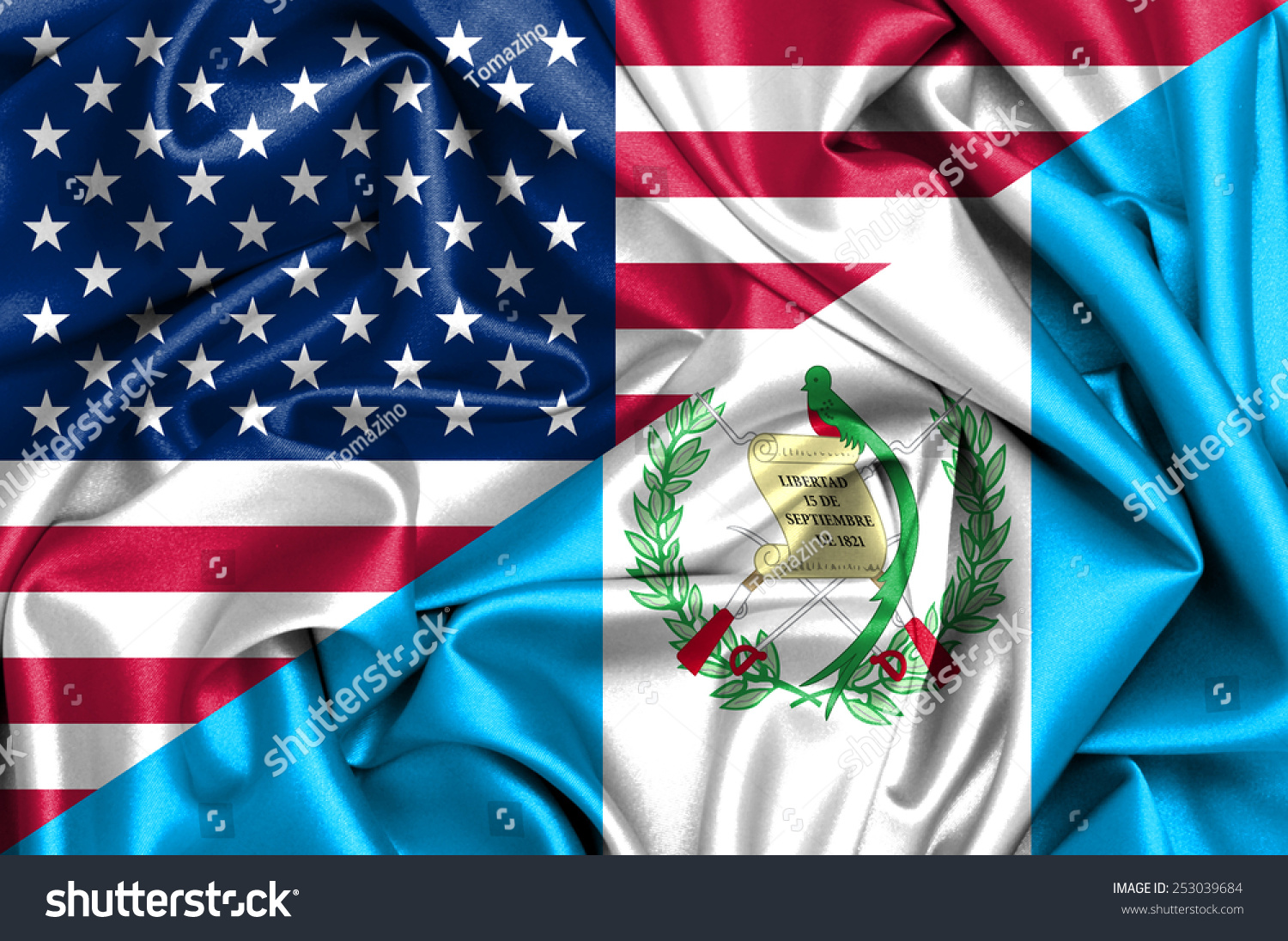 guatemala and the u Two days after the us opened its embassy in jerusalem, guatemala has moved its own embassy to the contested city images of the guatemalan, israeli and us flags were projected on walls of the.