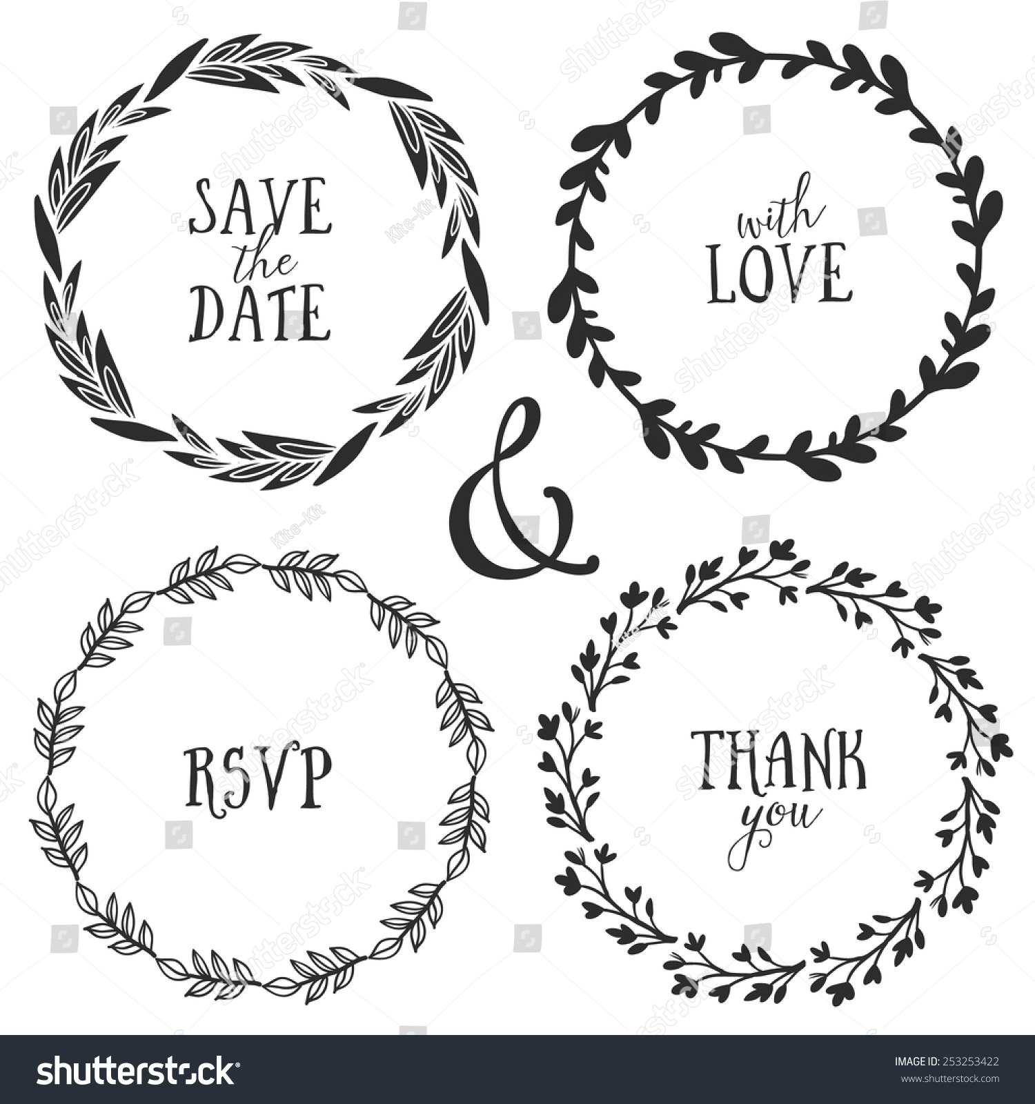 Rsvp Invitation Templates for luxury invitations design