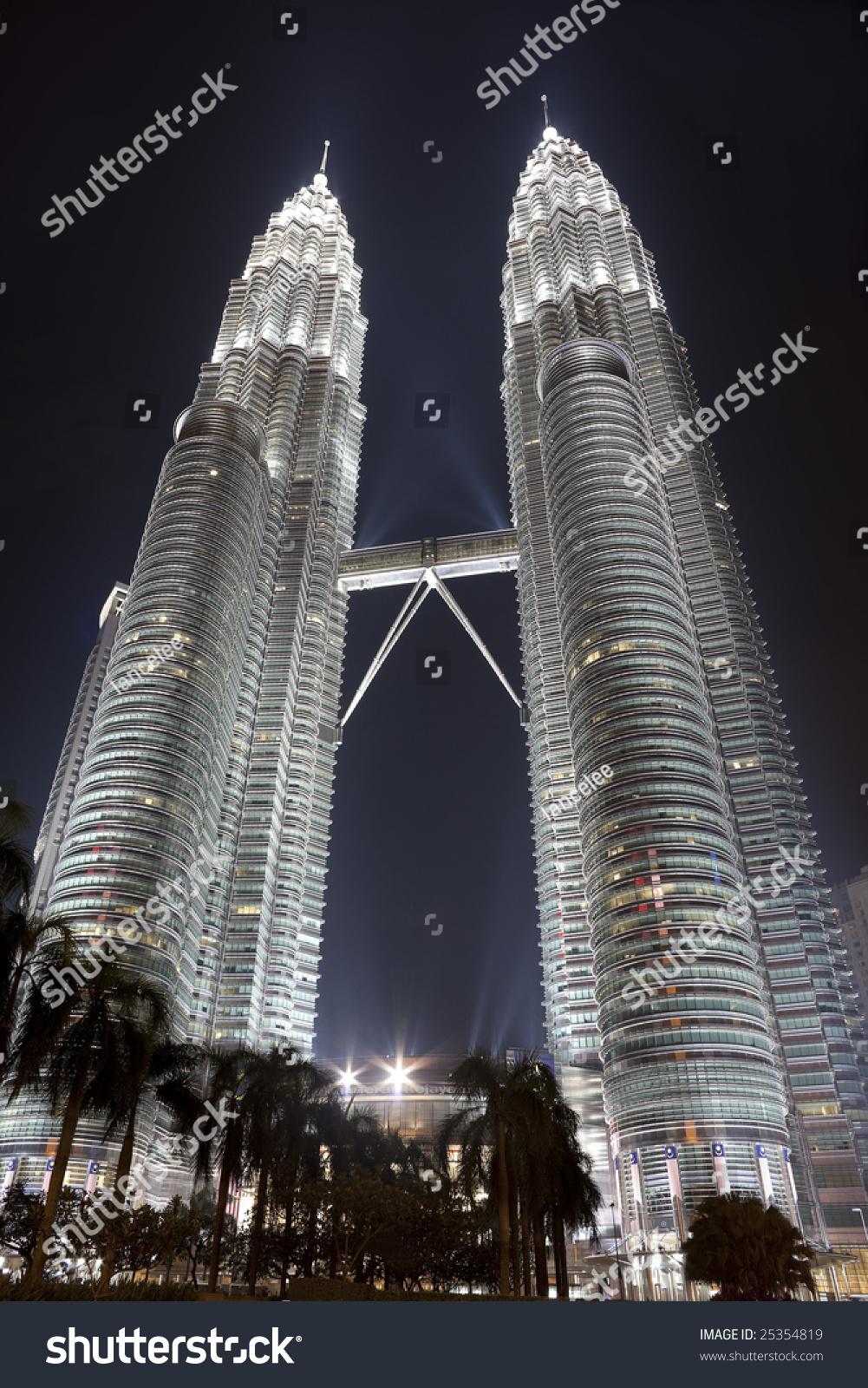 Petronas twin towers suria klcc night stock photo 25354819 petronas twin towers suria klcc at night buycottarizona Gallery
