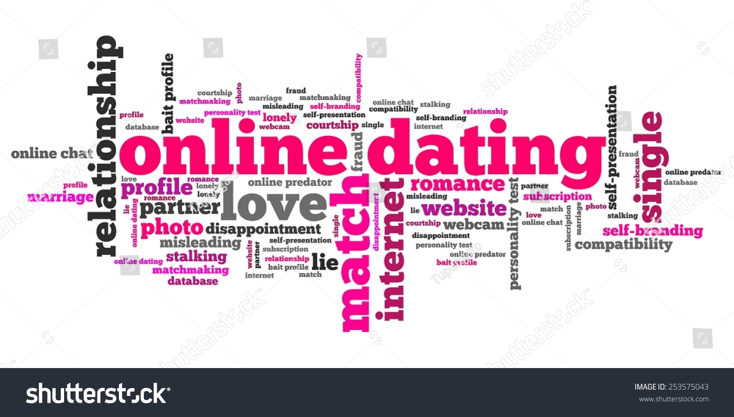 online dating disappointment
