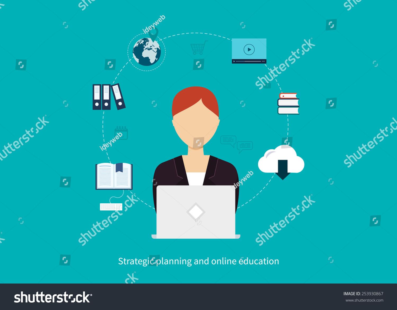 Online education business plan