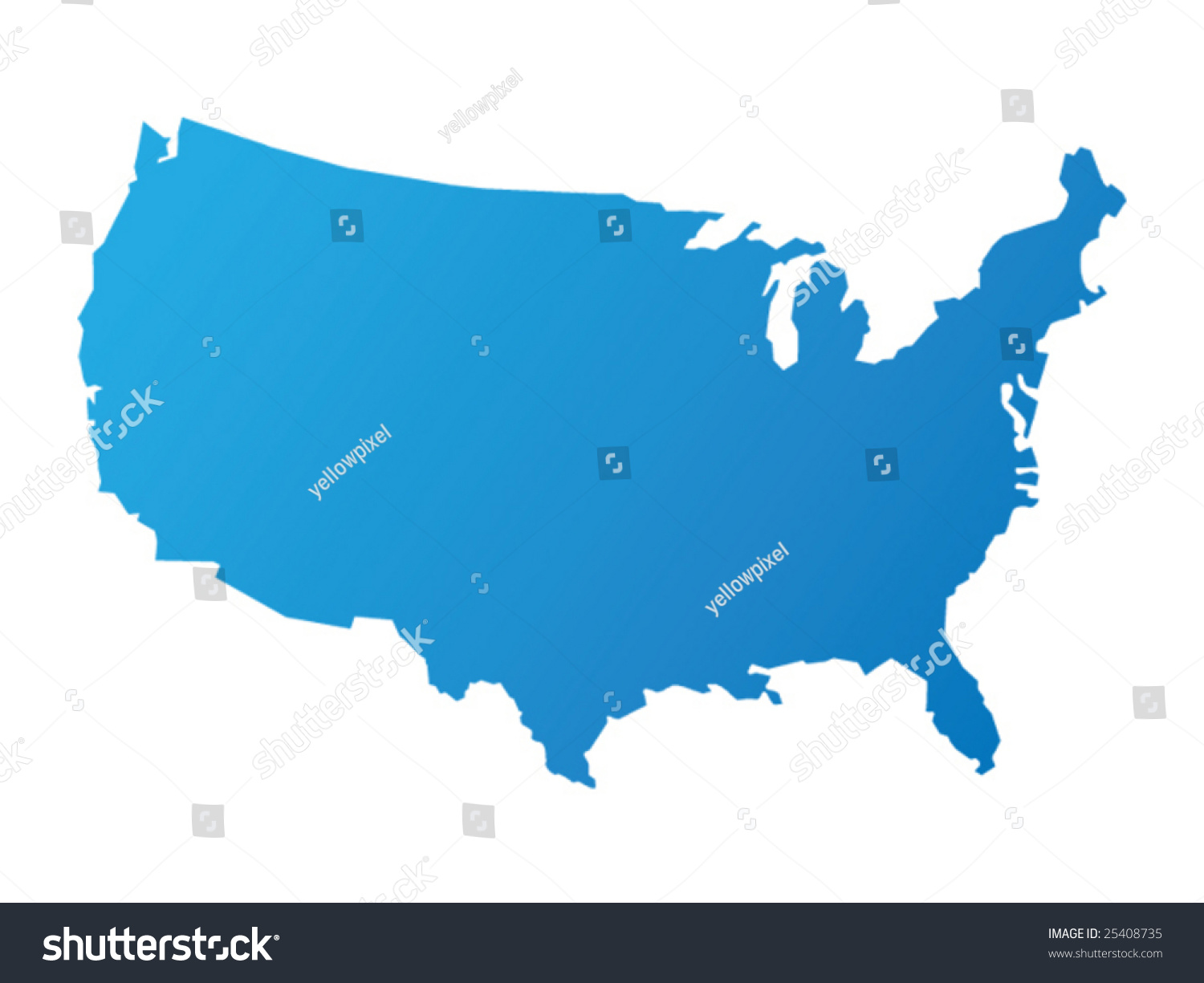 Map Of USA Satellite Map Worldofmapsnet Online Maps And Usa Map - Maps of usa