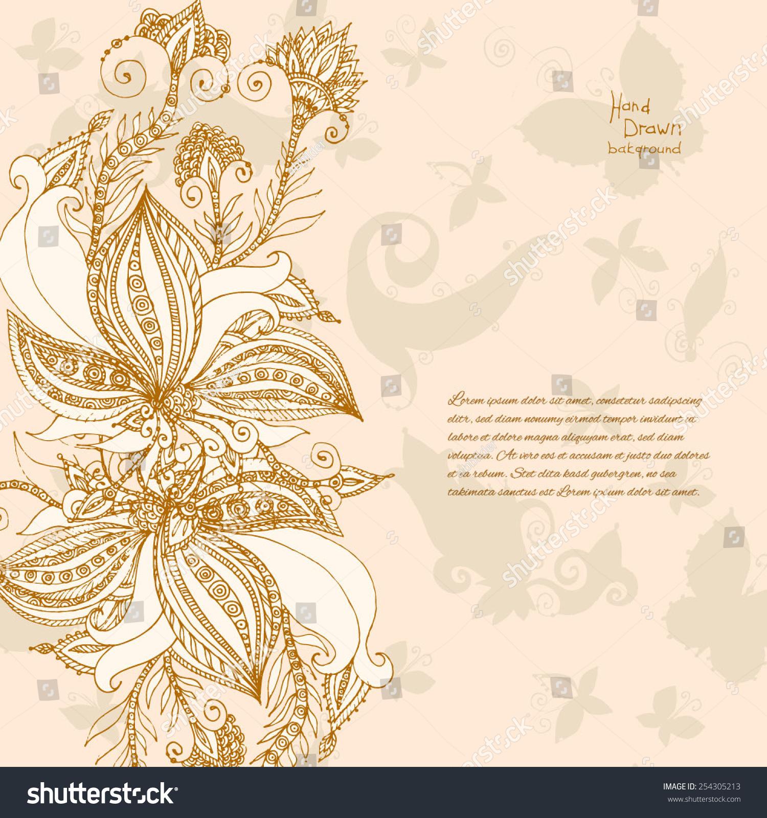 batik vector background stock vector royalty free 254305213 https www shutterstock com image vector batik vector background 254305213