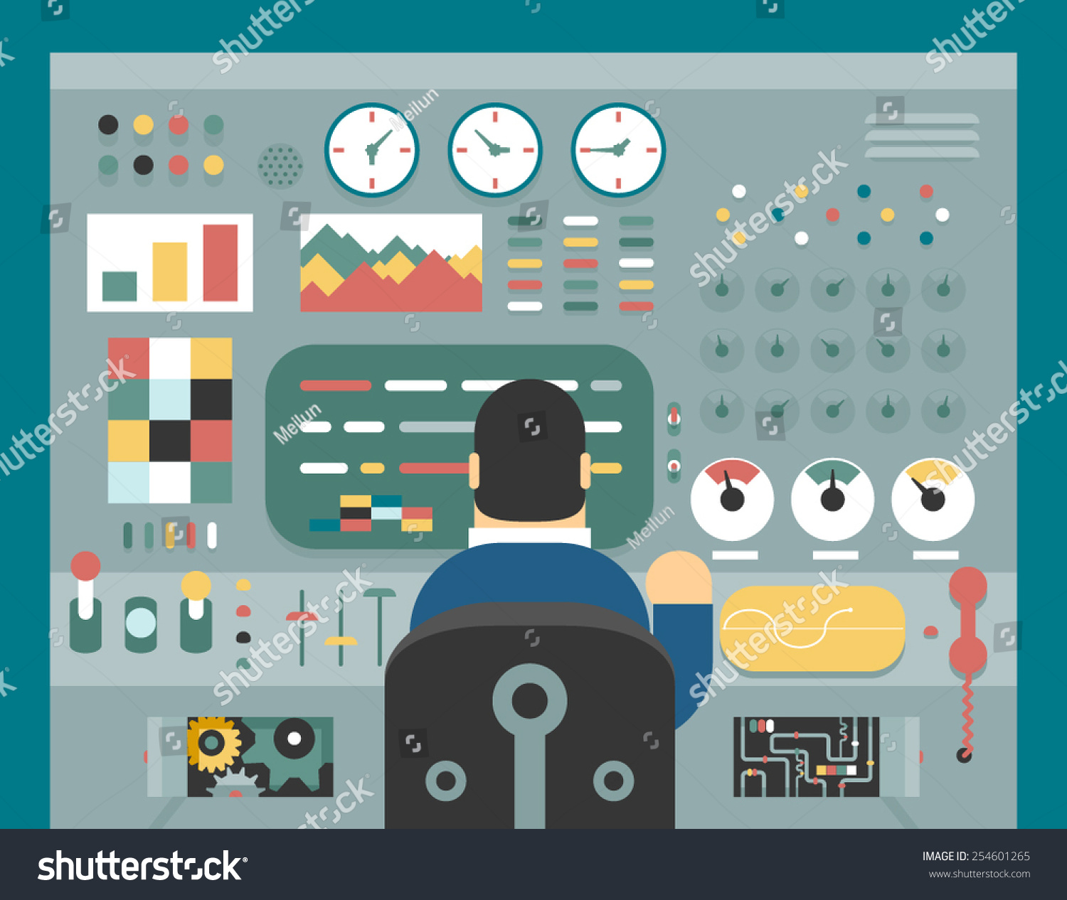 an analysis of work processing equipment or concept A brief description of the evolutionary process, from data collection to data analysis, with the concepts' context, surrogate and related terms, antecedents, attributes, examples and consequences, is presented.