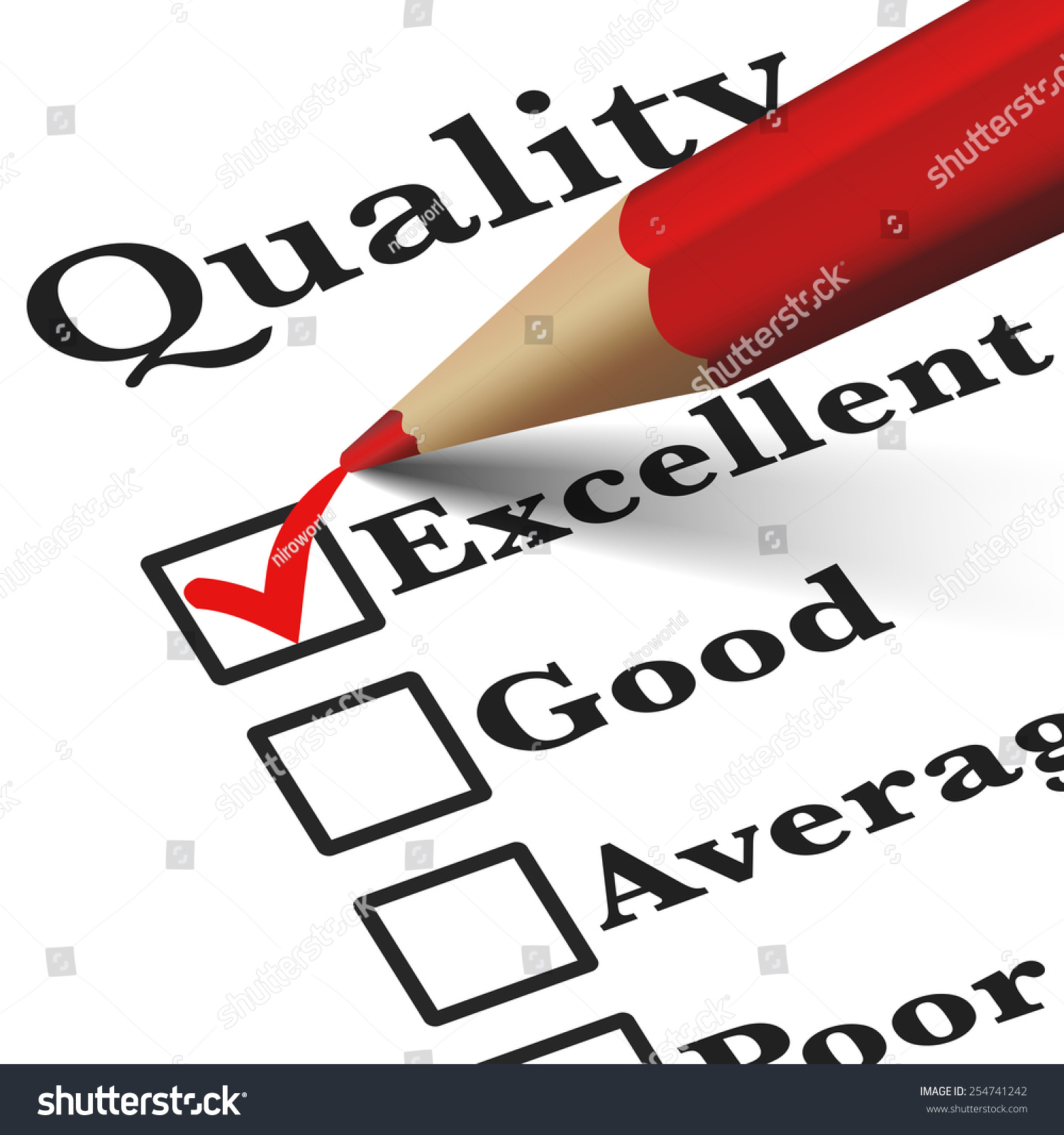quality of good customer service
