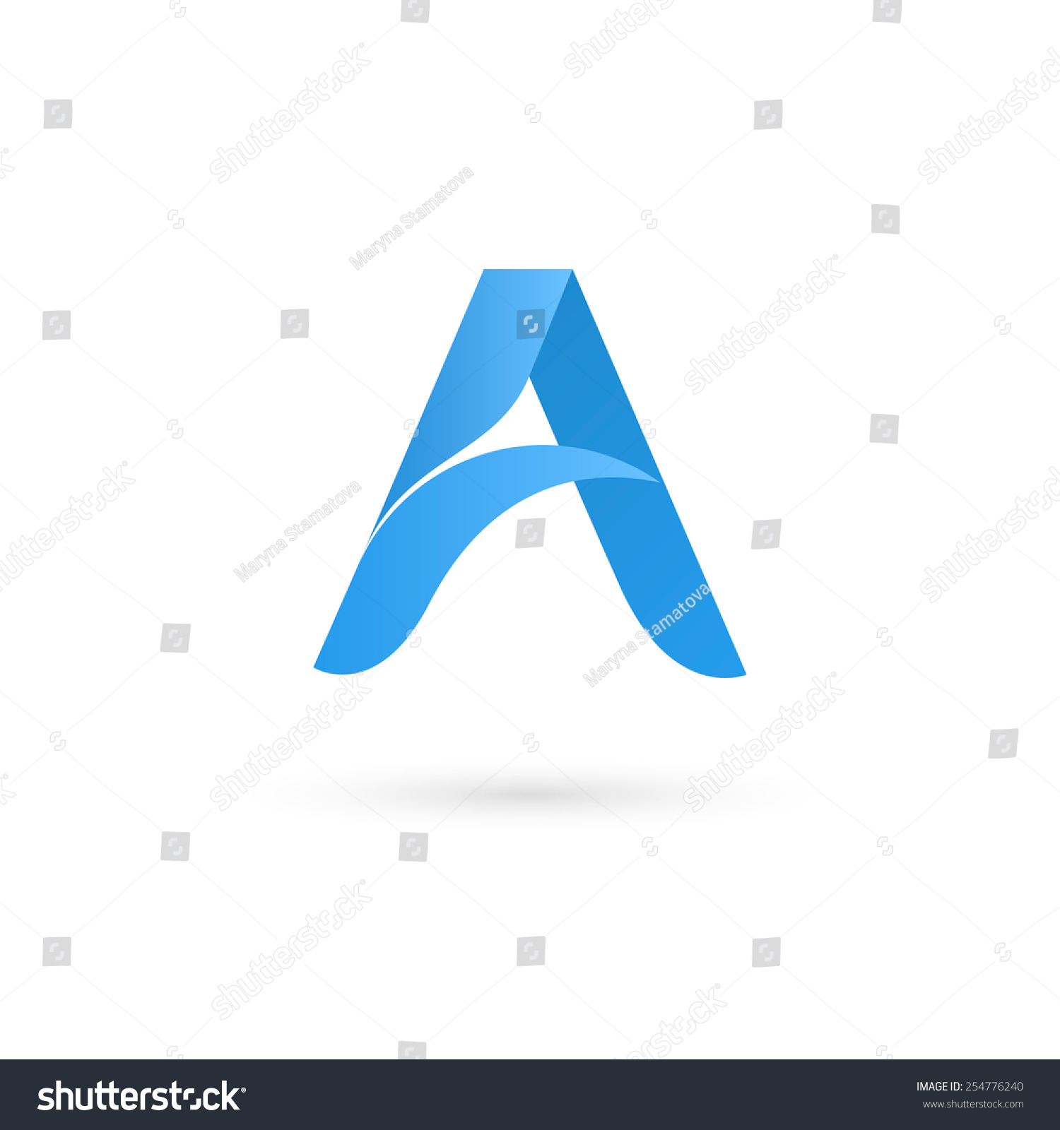 ã ã ã ã letter mu svg logo a letter isolated on white background vector 79648