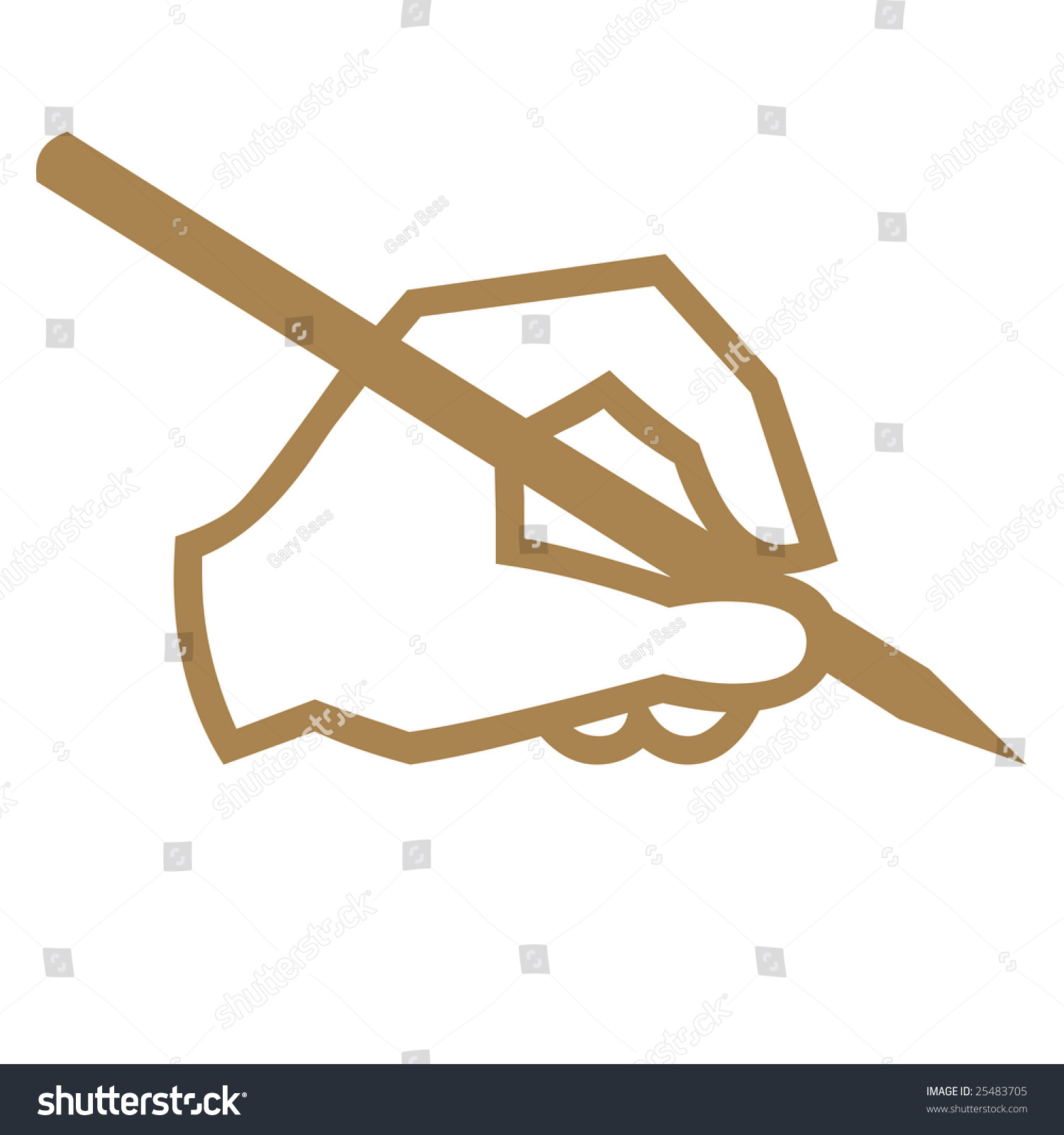 artist symbol stock photo 25483705 shutterstock