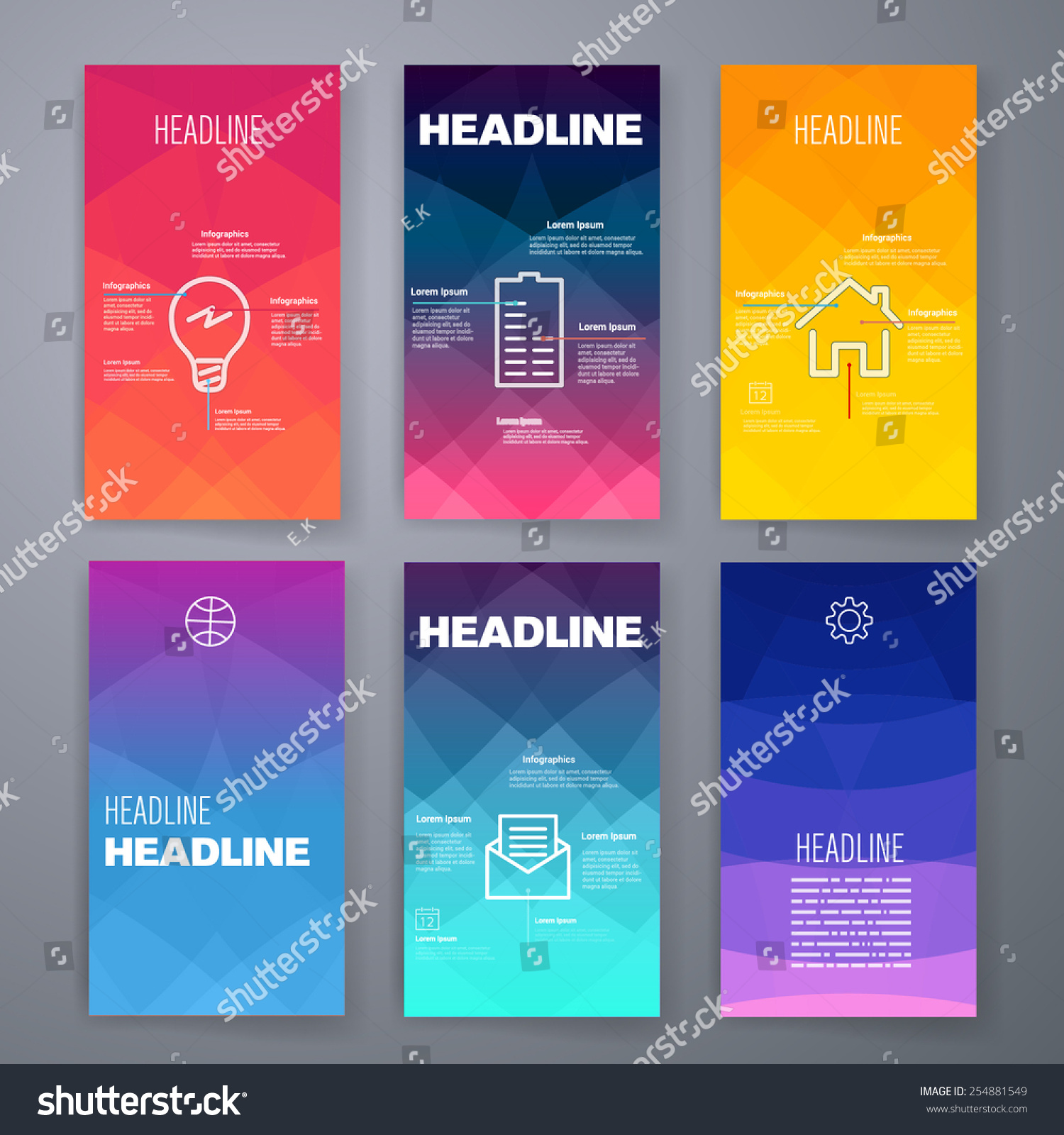 Lovely 1 Inch Hexagon Template Small 1099 Template Shaped 16 Birthday Invitation Templates 2014 Calendar Template Free Youthful 2014 Diary Template Coloured2014 Monthly Calendar Templates Templates Design Set Web Mail Brochures Stock Vector 254881549 ..