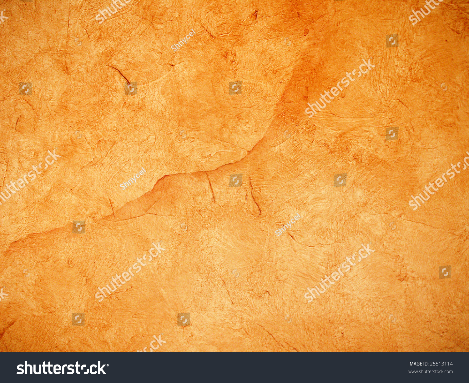 Faux Finish Painted Wall Background Stock Photo 25513114 ...