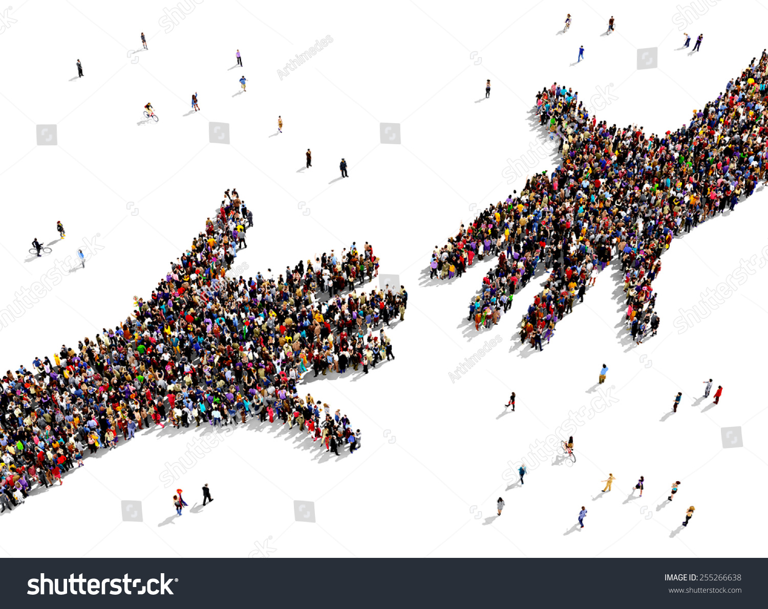 stock-photo-large-group-of-people-seen-f