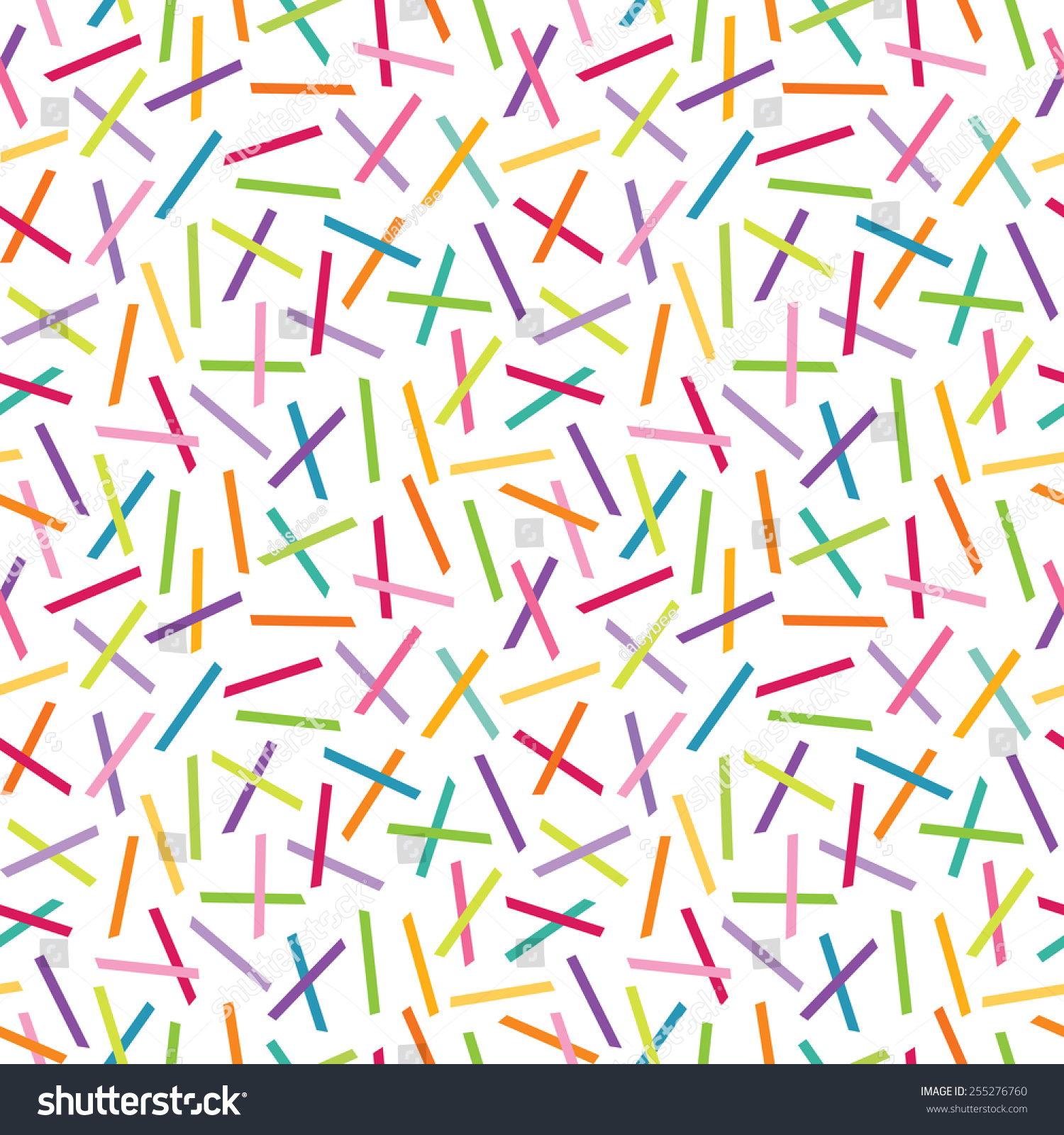 Cute seamless geometric background bright colors stock for Cute paper designs