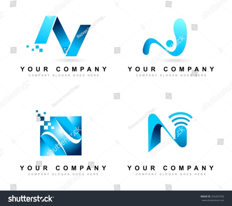 Image Gallery N Logo Design