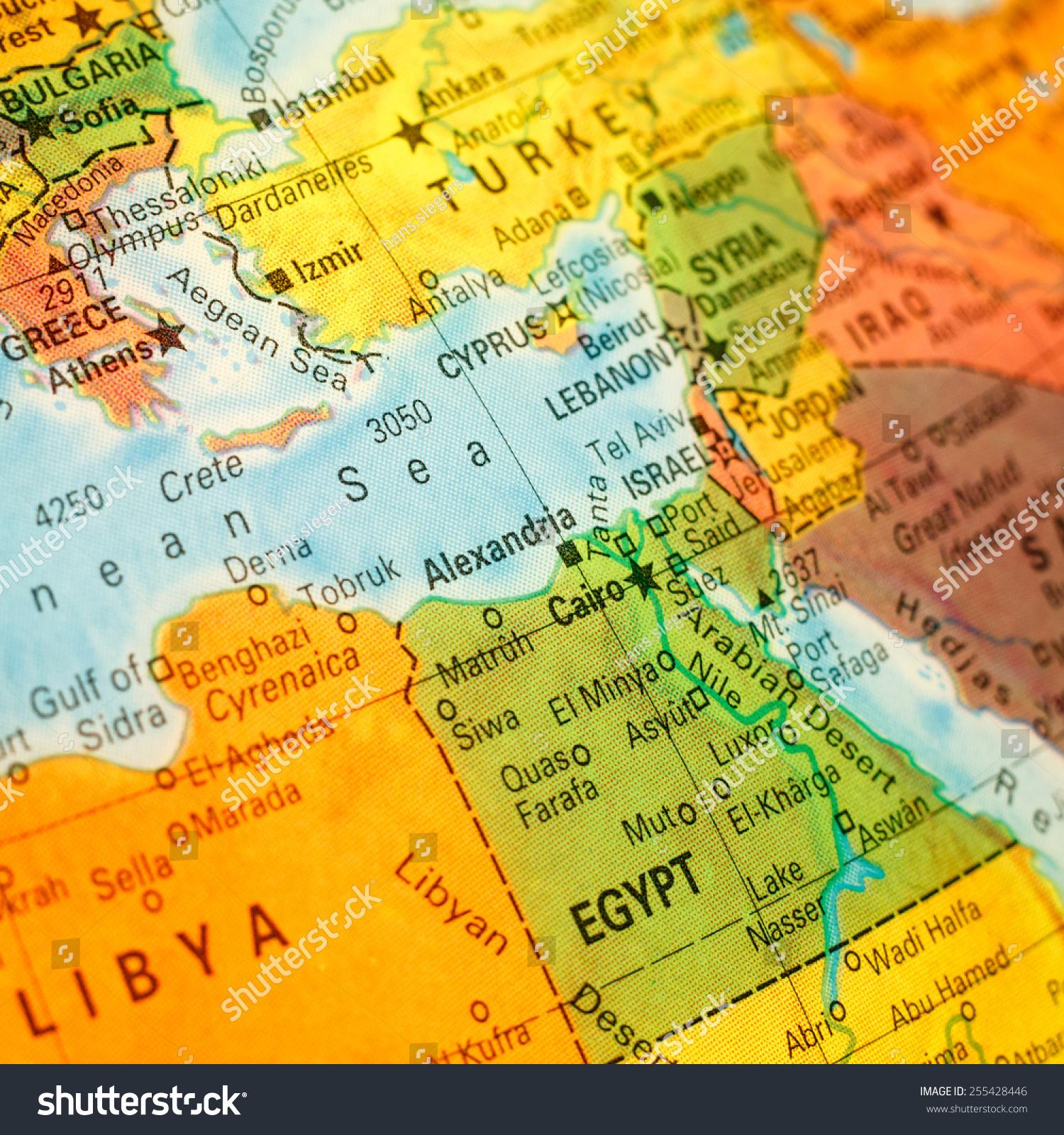 Where Is Egypt On The Map Hilton Waikoloa Village Map Tempe Az Map - Map of egypt landmarks