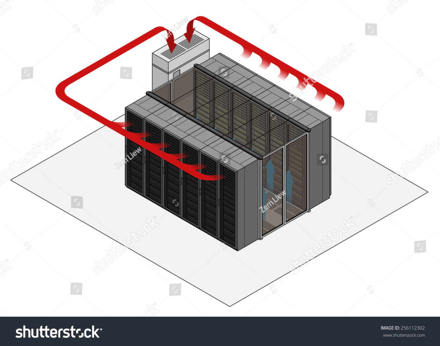Data Center Hot Cold Aisle Rackcabinet Stock Vector (Royalty ... on raised wallpaper, creole cottage home plans, raised architecture, raised floor, luxury custom home plans, raised ranch, elevated home floor plans, raised pedestrian crossing, raised garden, raised garage, raised glass, raised gardening, raised creole cottage, small ranch home plans, raised hunting, cabin cottage plans, allison ramsey cottage plans, raised kitchen, home addition floor plans, raised signs,