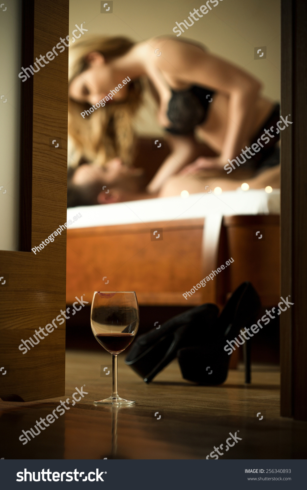 Sexual Intercourse Women Glass 103