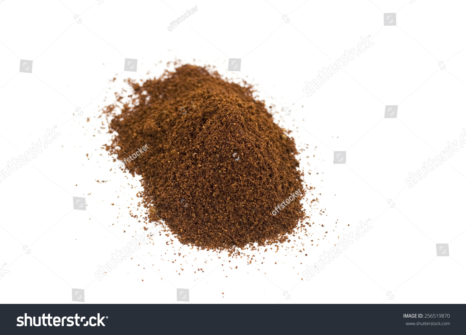 ground coffee stock photo - photo #14