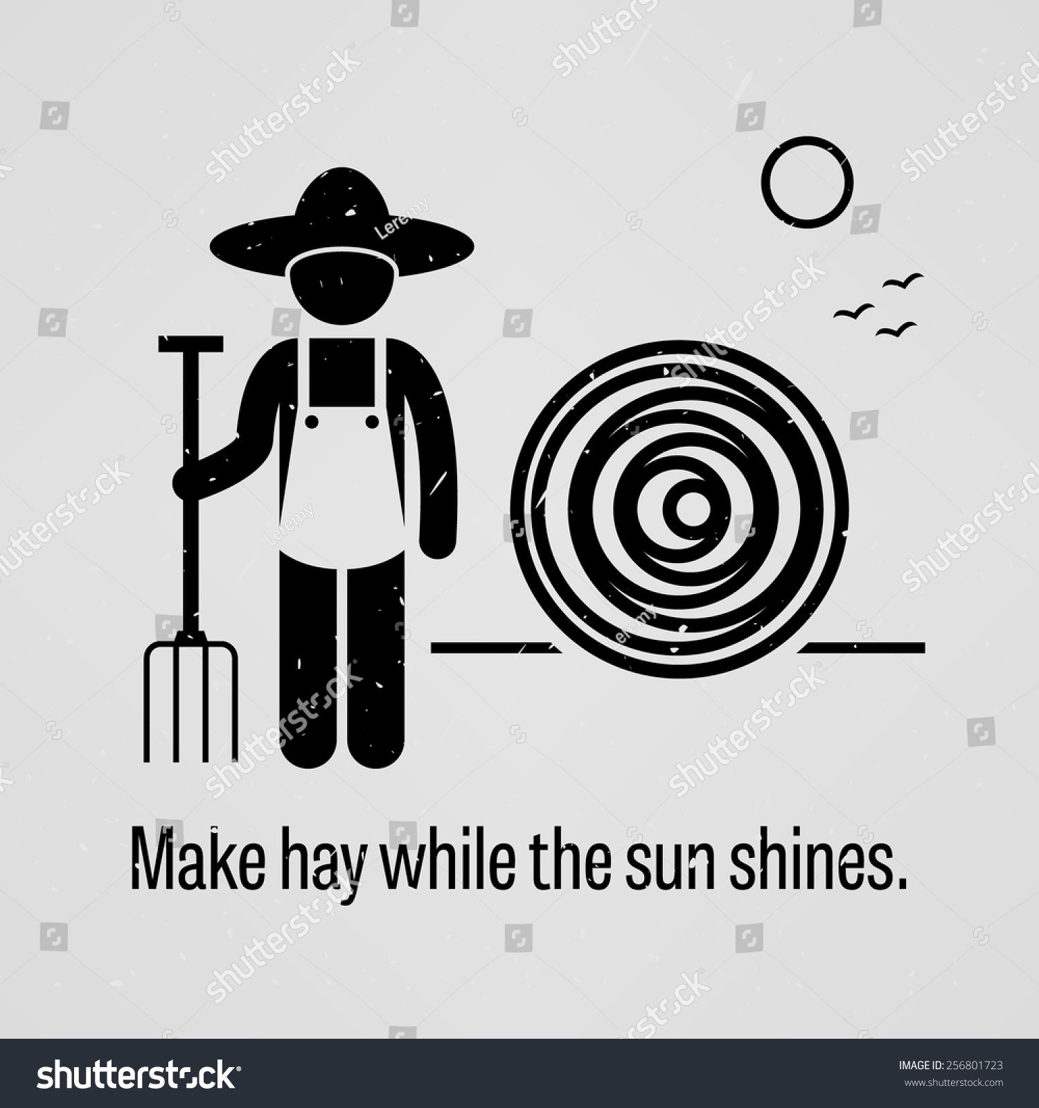 make hay while the sun shines You are here: home / articles / blog / make hay while the sun shines - fall maintenance make hay while the sun shines - fall maintenance august 15, 2014 / 0 comments / in blog / by amerimax consider protections for the gutters.