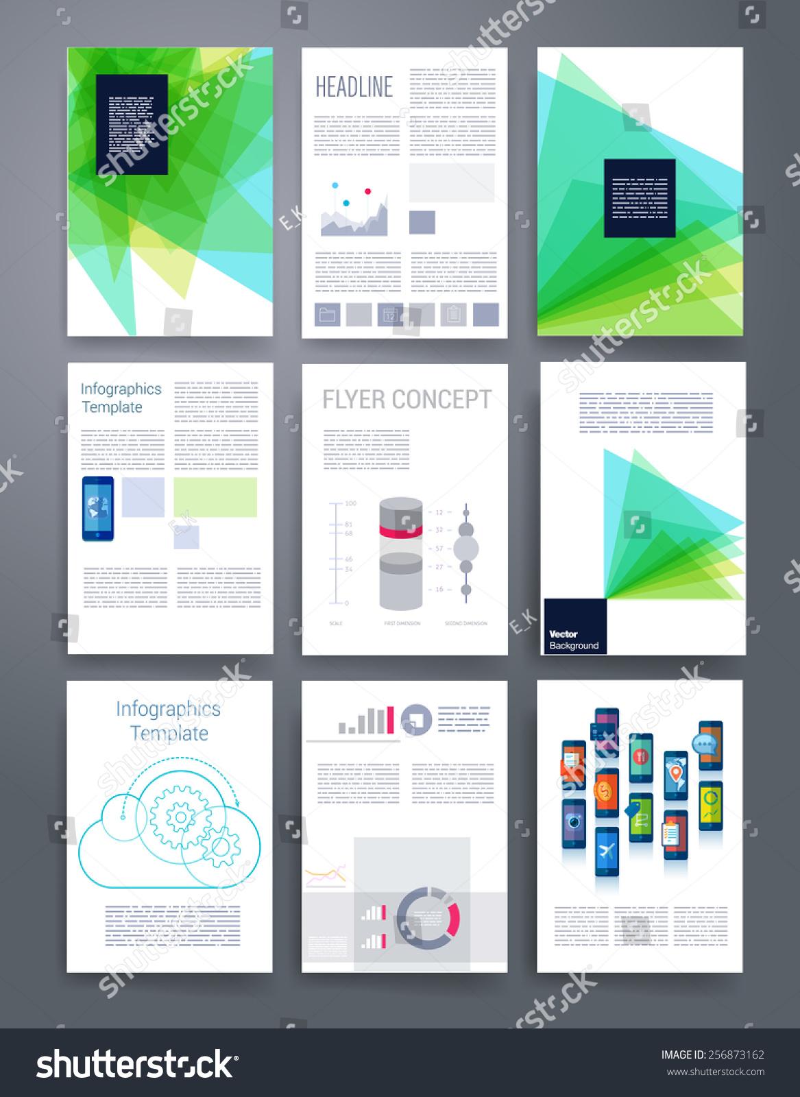 templates vector flyer brochure magazine cover template can use templates vector flyer brochure magazine cover template can use for print and marketing
