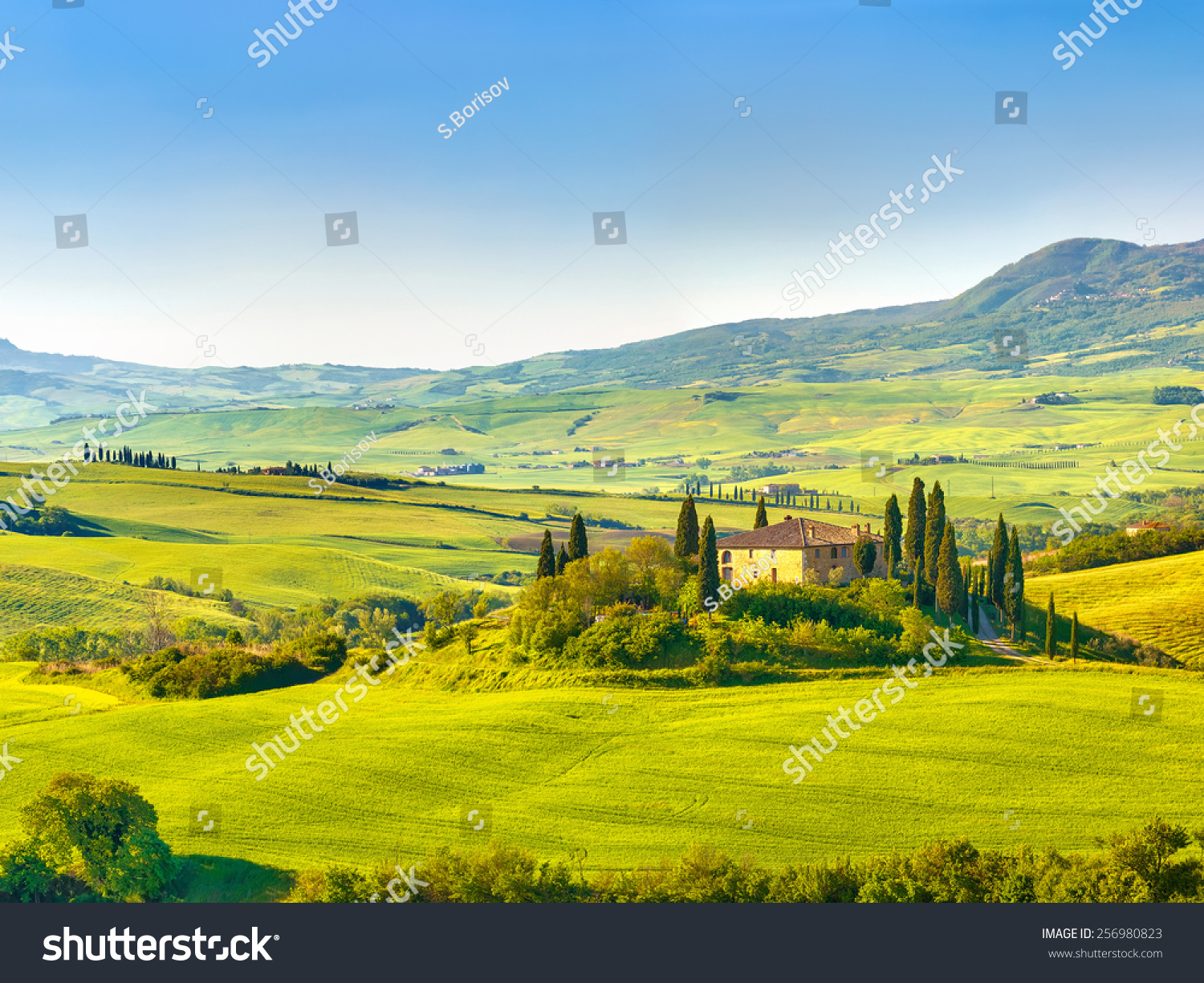 beautiful tuscany landscape italy - photo #20