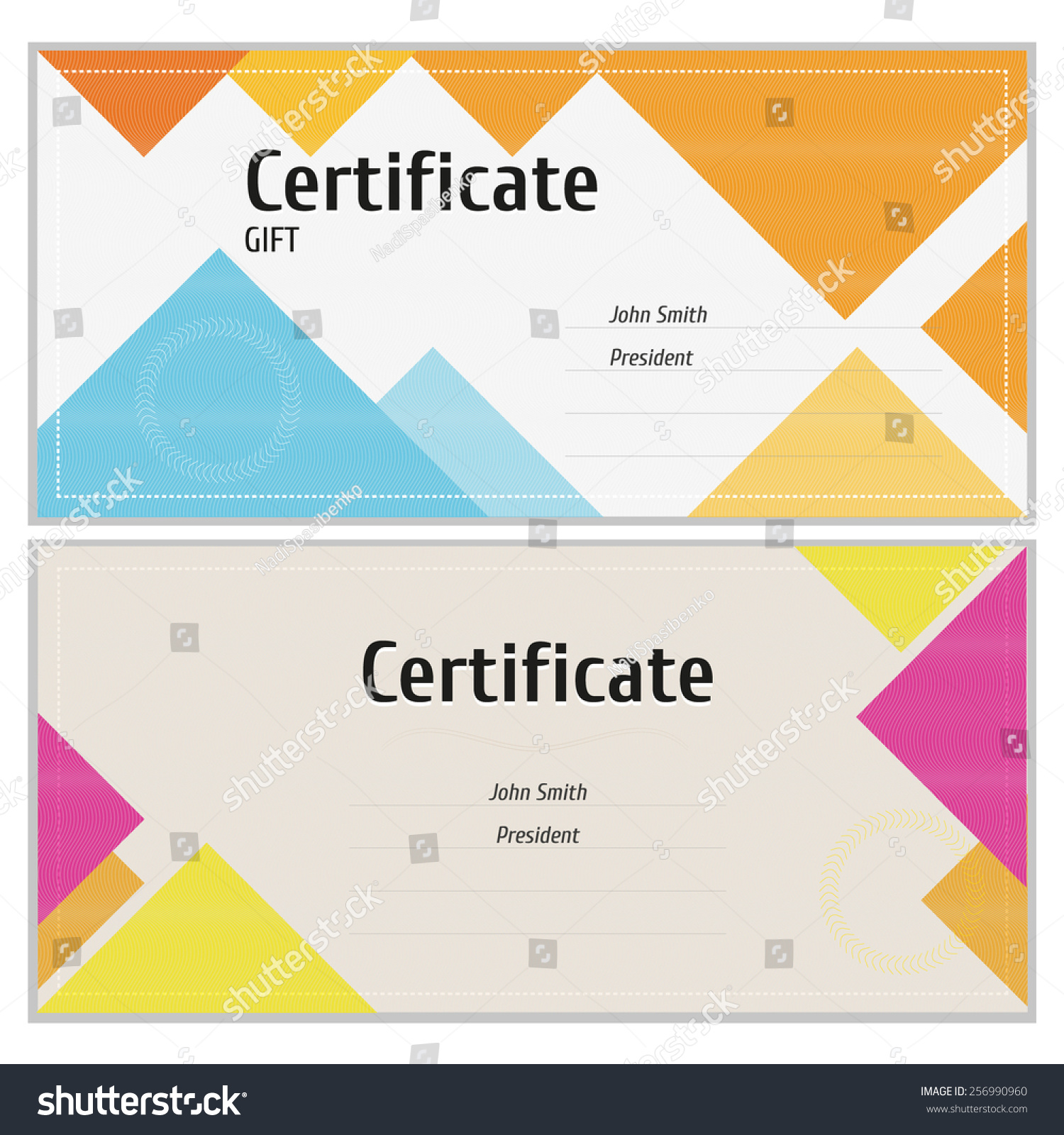 fancy gift certificate template 17 best ideas about blank ...