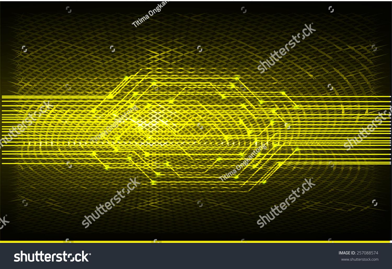 Circuit Board Vector By Jameschipper Image 599429 Vectorstock