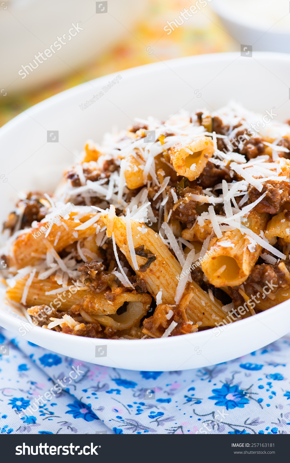 how to make baked pasta with cheese