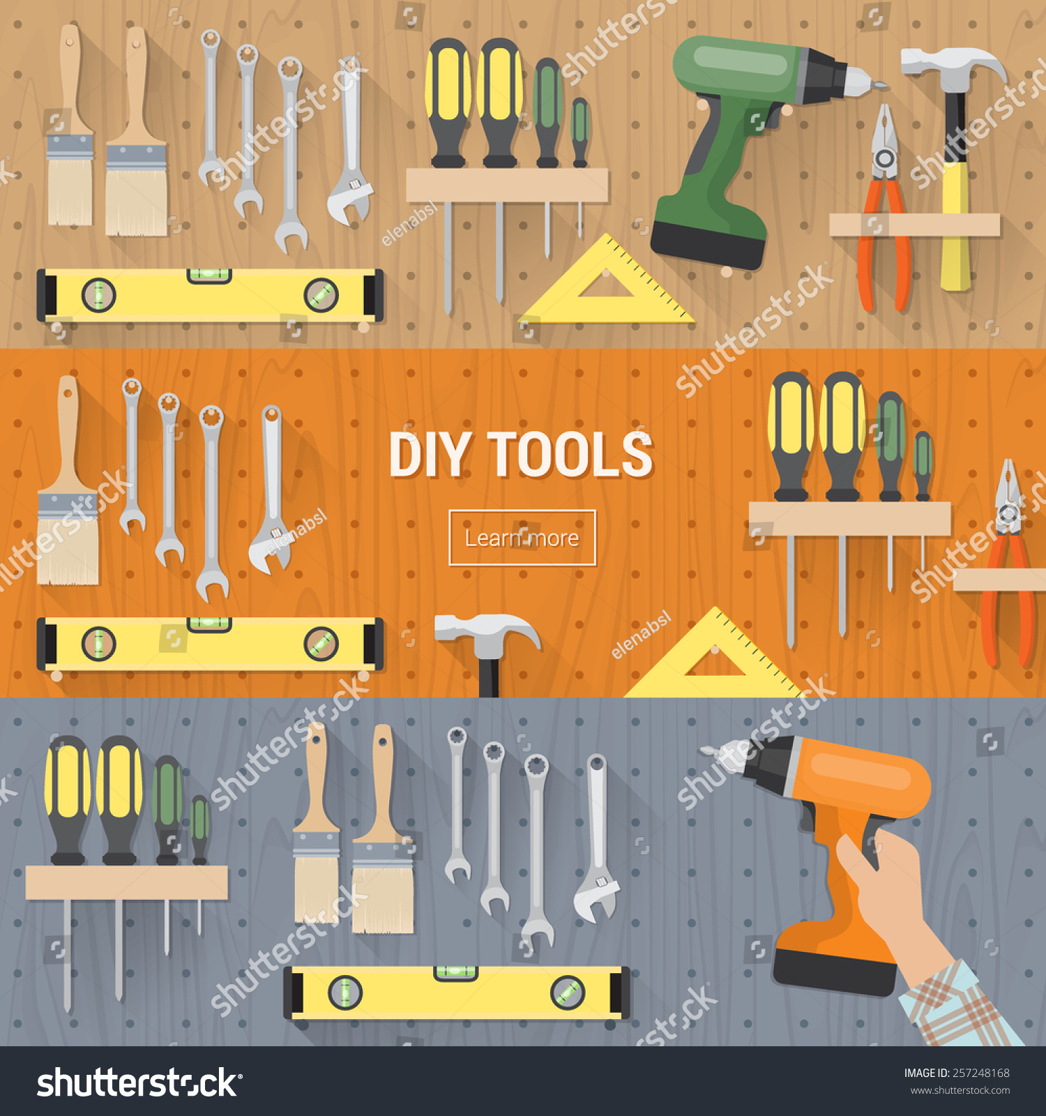 Carpentry workshop: do-it-yourself home business