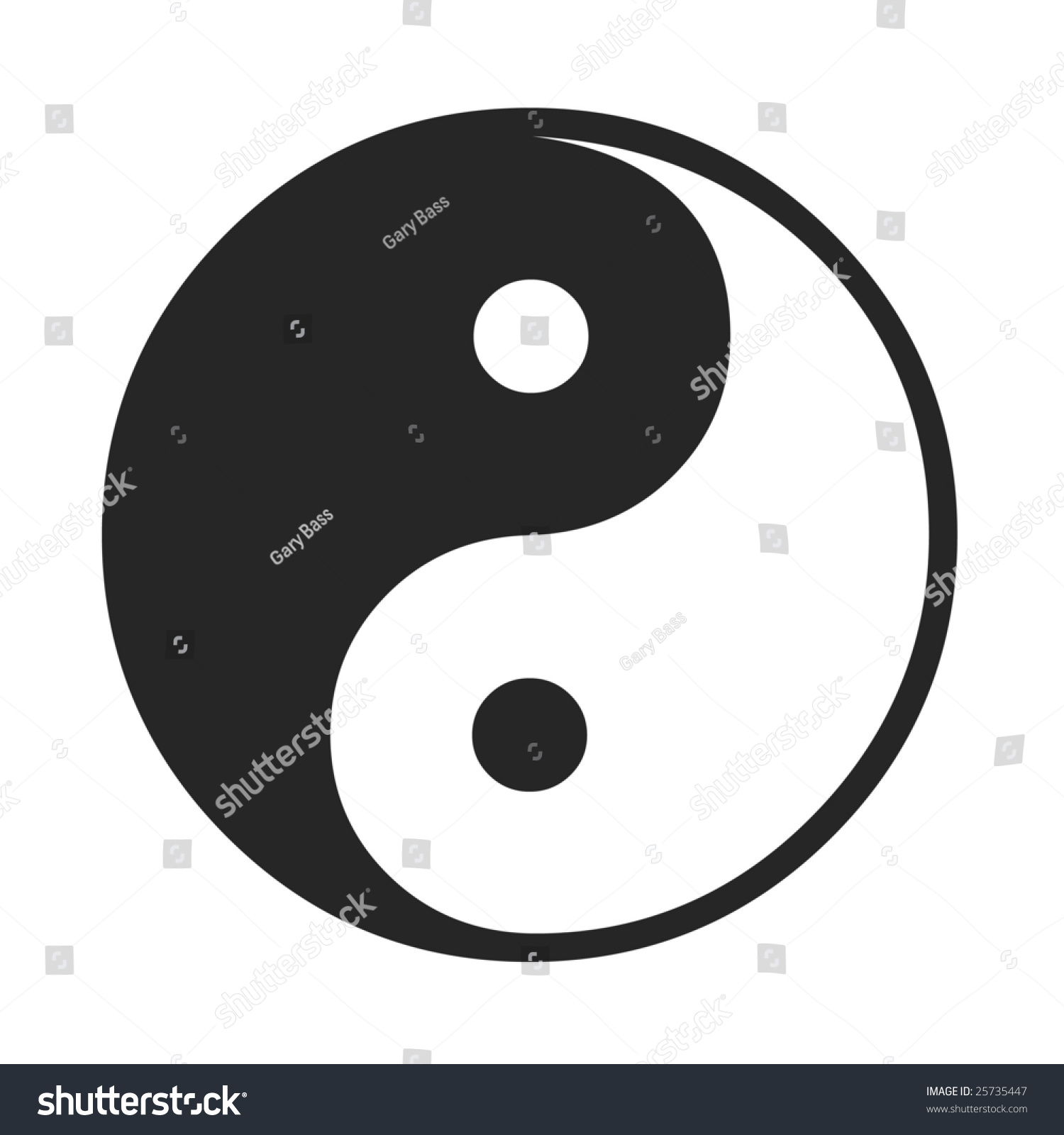 Chinese religious symbol stock illustration 25735447 shutterstock chinese religious symbol biocorpaavc Images