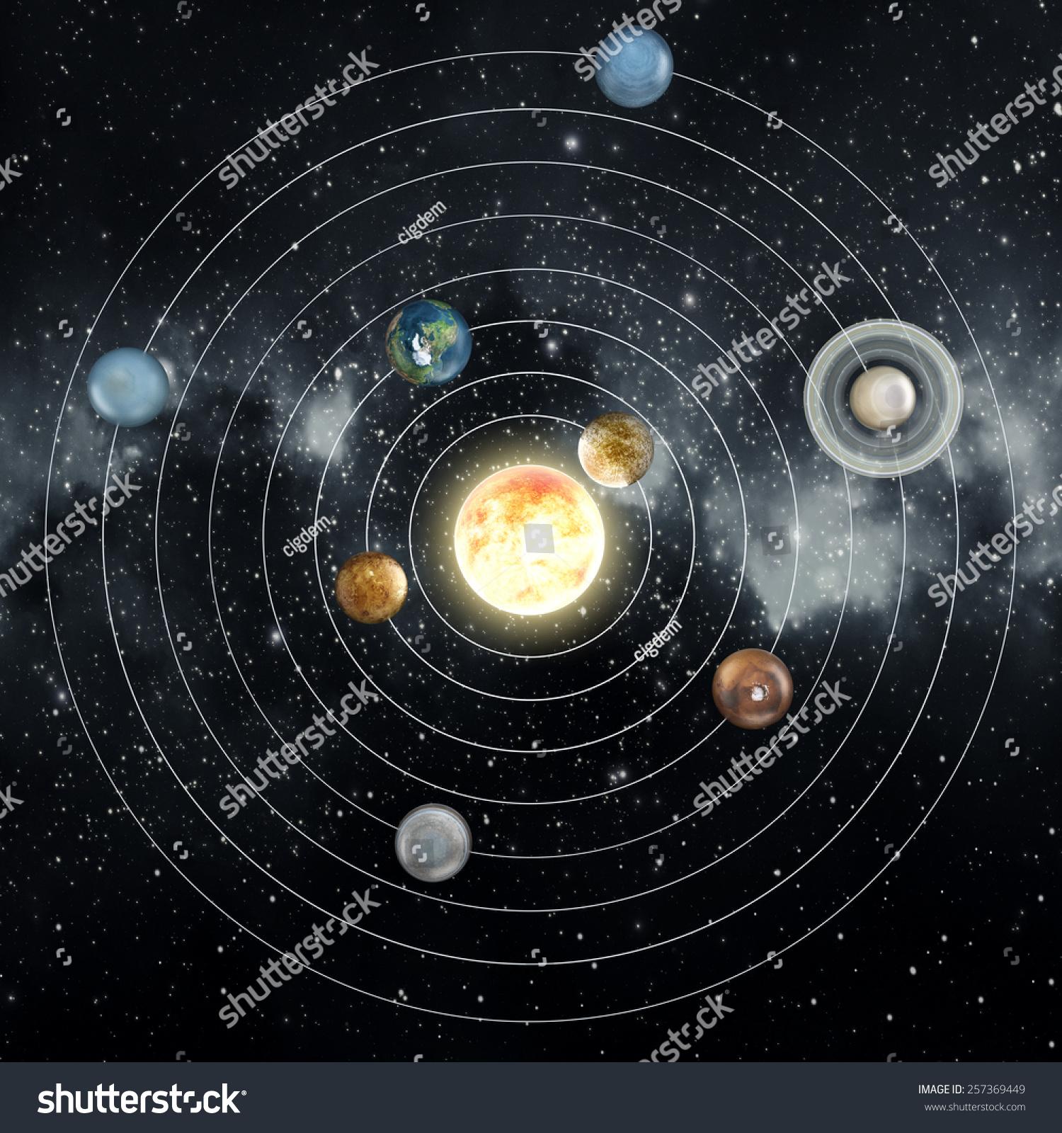 nasa solar system portrait - photo #41