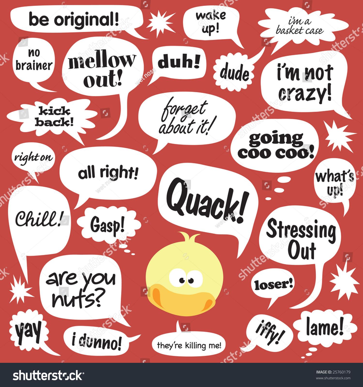 современный английский сленг словарь