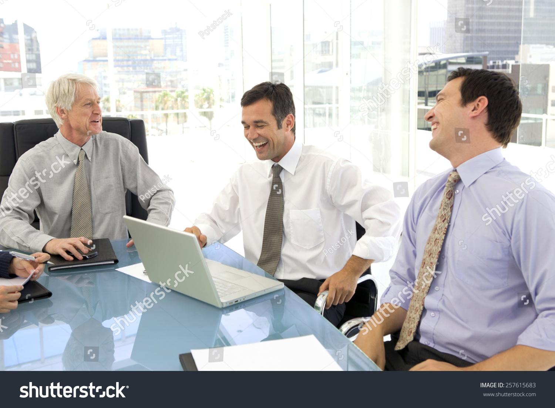 meeting men)