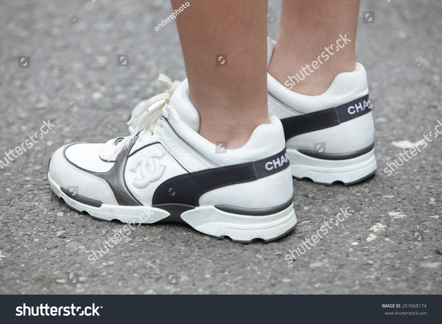 Chanel Sneakers 2016