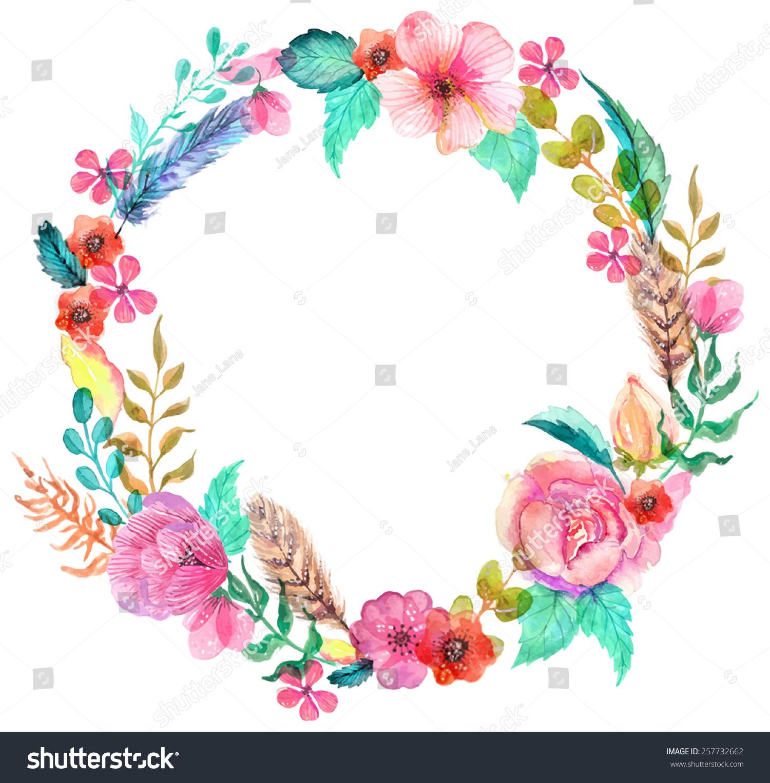 Pics Photos Wreath Designs To Color