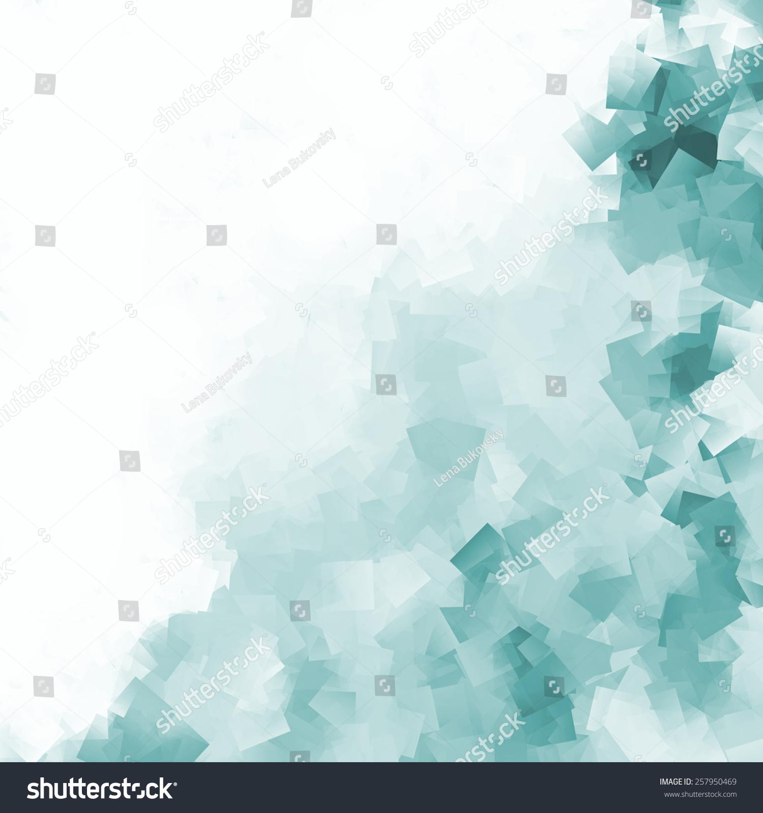 C-815 Print Cotton Vichy Blue Small Squares - TISSUSHOP