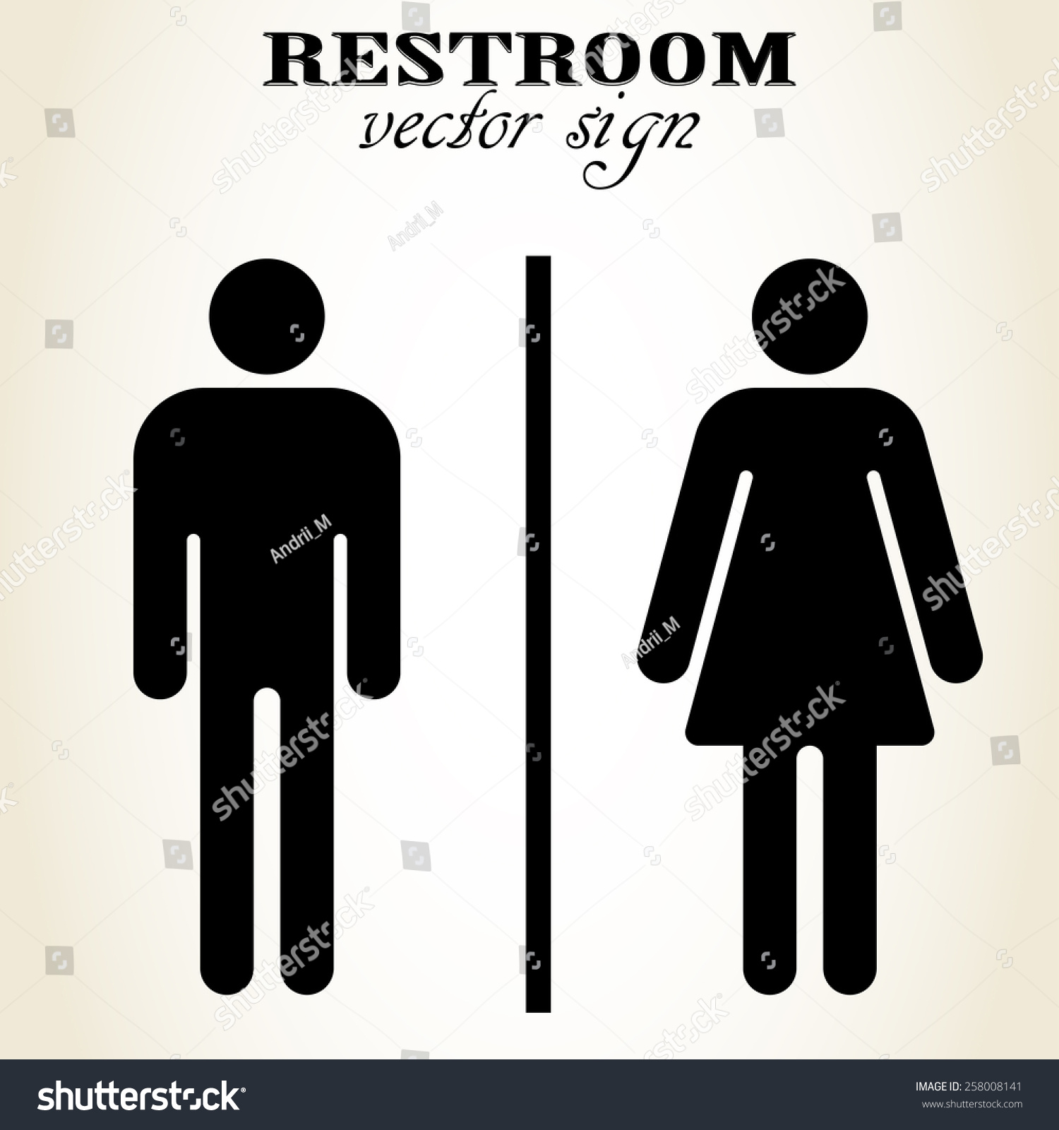 Image result for men and women symbols at public toilets