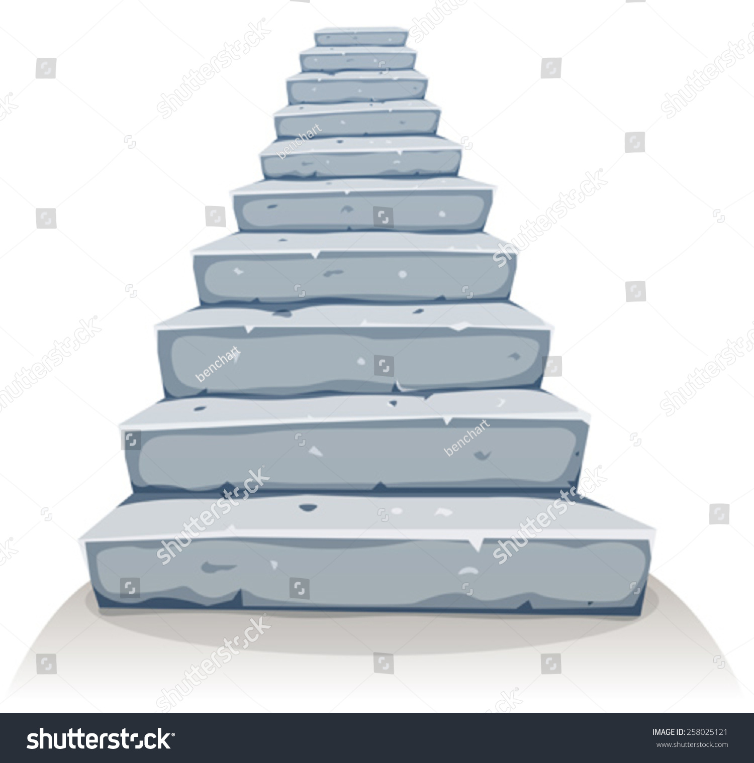 cartoon stone stairs  illustration of a cartoon funny rock stairs clip art free stairs clipart cartoon