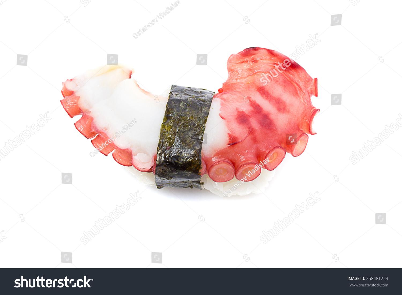 How To Make Octopus Nigiri