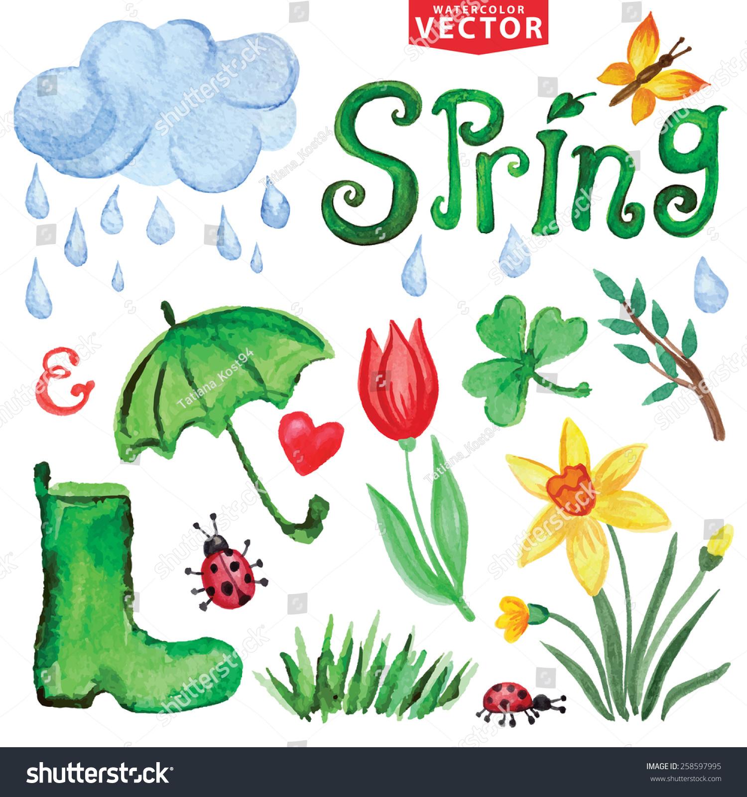 spring day clip art - photo #30