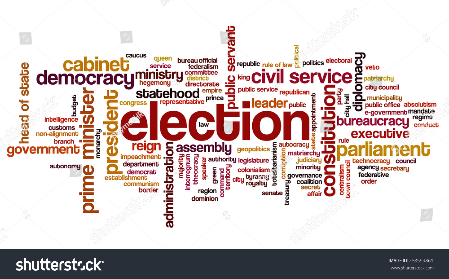democracy terms parliamentary