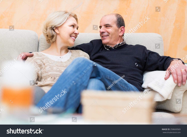 Mature wife cuckolds husband