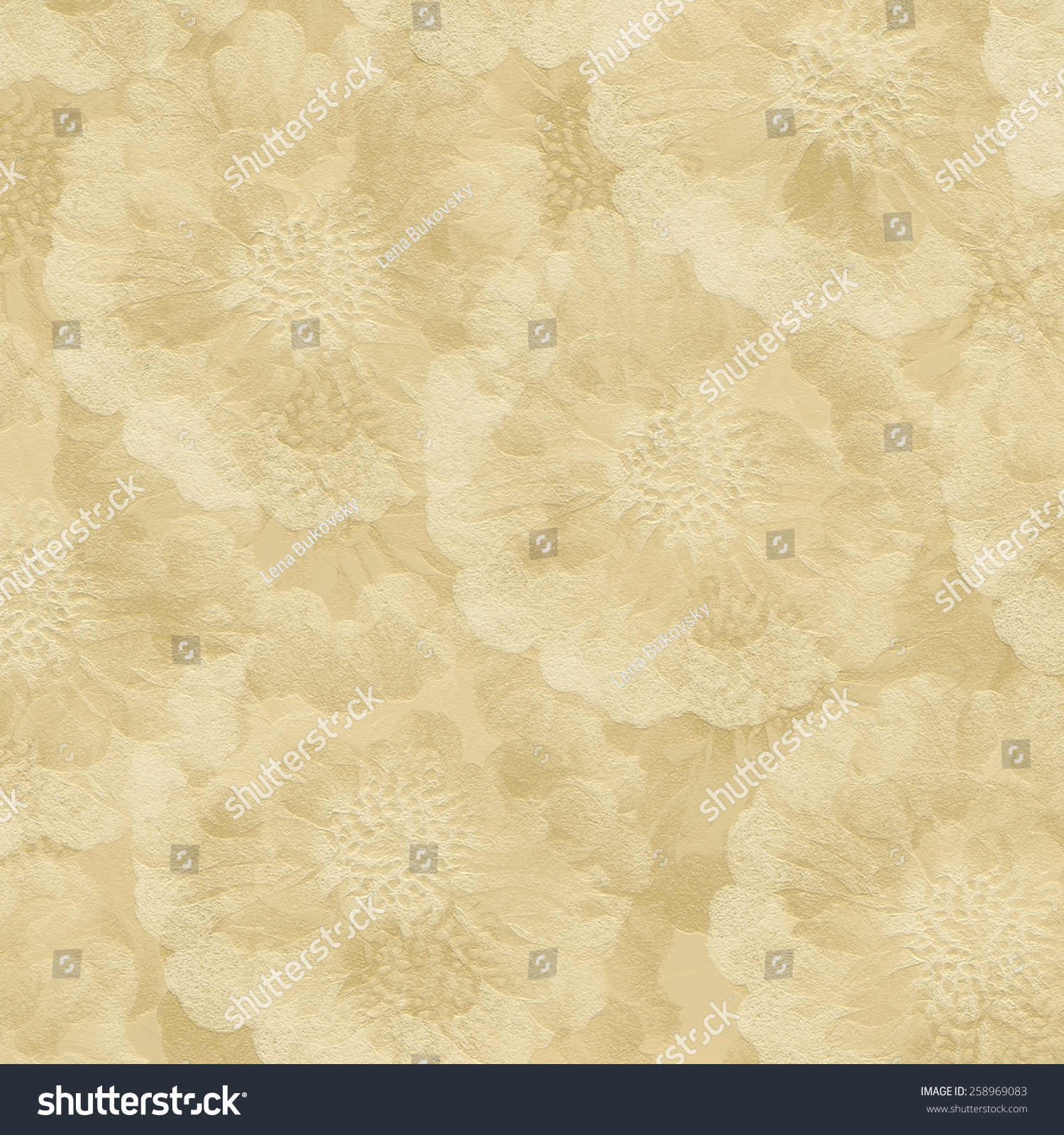 Gypsum Board Texture : Seamless pattern gypsum board painted brown stock